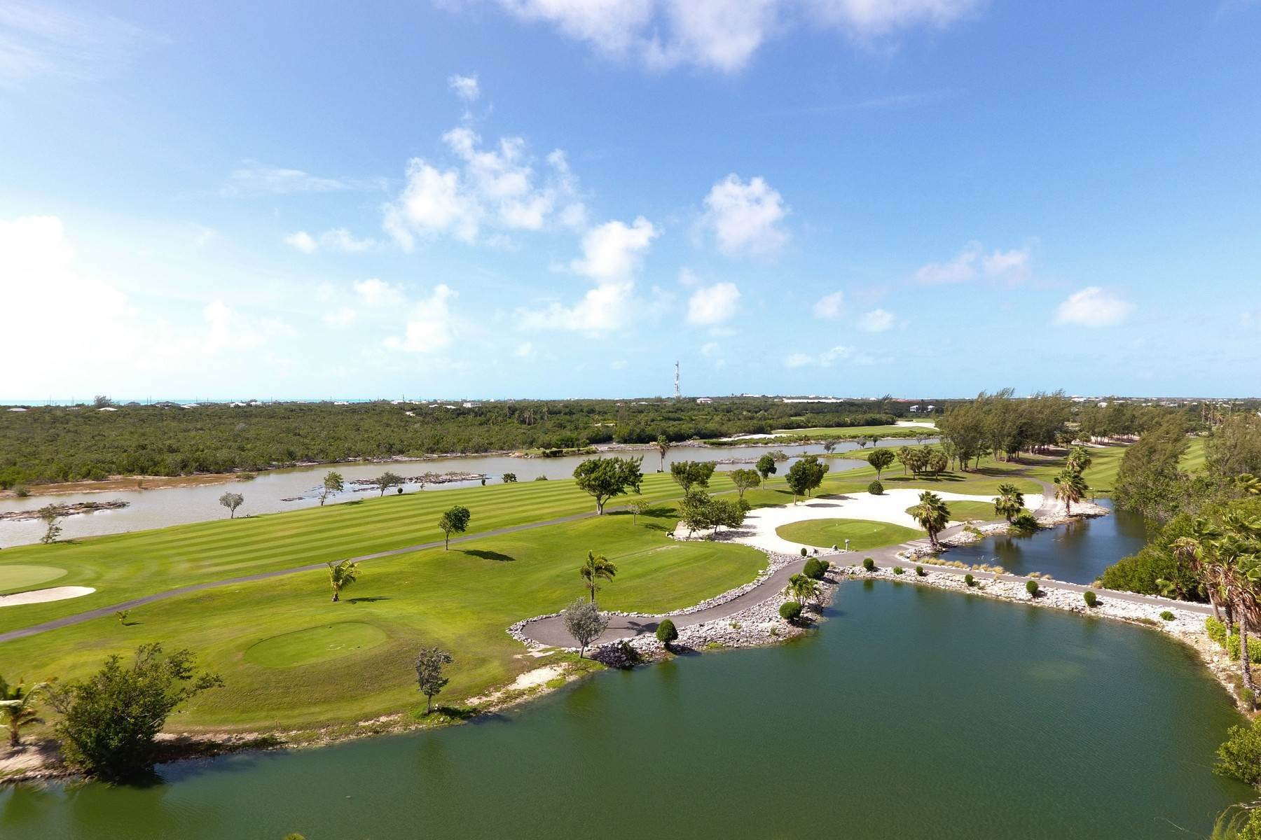 7. Land for Sale at Golf Course Waterfront Site Leeward, Providenciales Turks And Caicos Islands