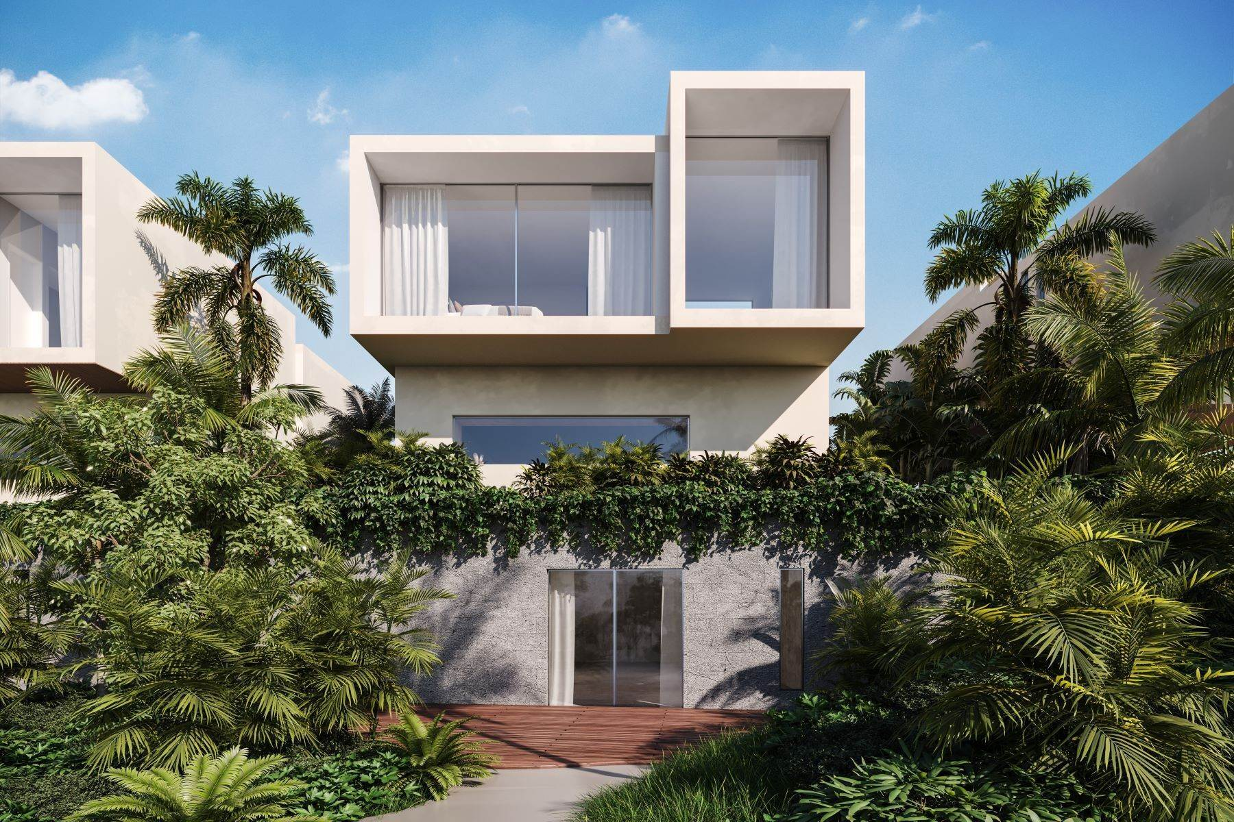 6. Single Family Homes for Sale at Beach Enclave North Shore Phase 2 - Oceanview House - 3 Bed Beach Enclave, Blue Mountain, Providenciales Turks And Caicos Islands