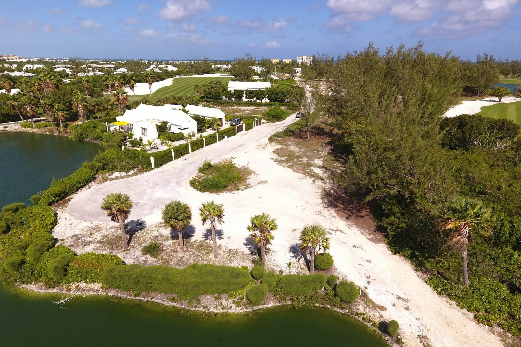 3. Land for Sale at Golf Course Waterfront Site Leeward, Providenciales Turks And Caicos Islands