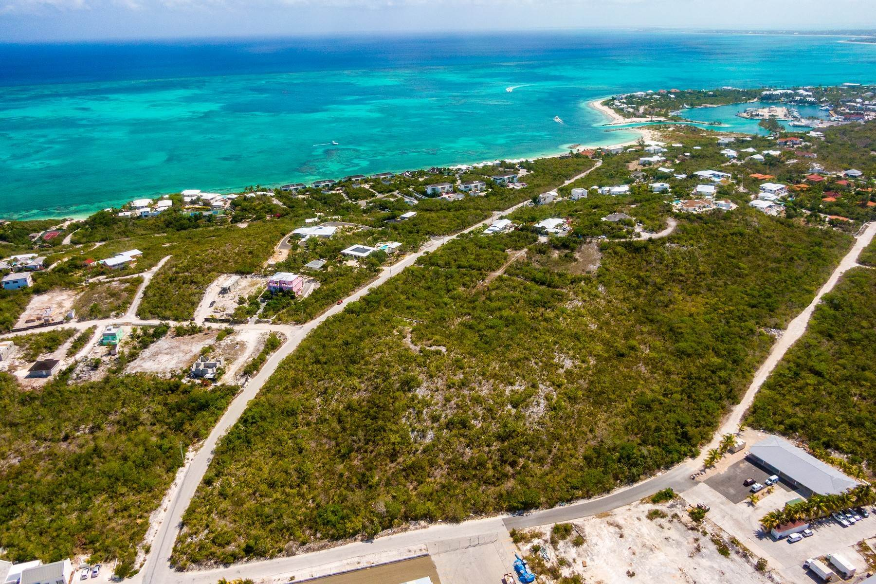 3. Land for Sale at Cherokee Road Ocean View Lot Richmond Hill, Providenciales Turks And Caicos Islands