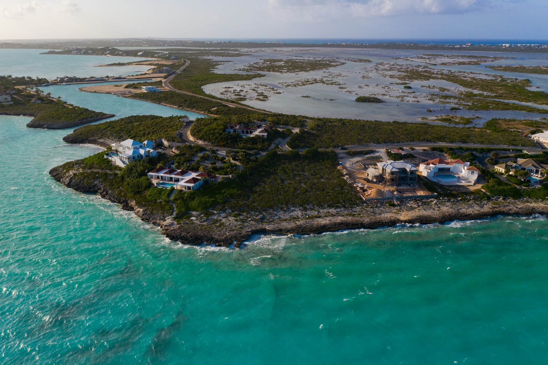 8. Land for Sale at Waterfront Land - Turtle Tail Oceanfront Turtle Tail, Providenciales TCI BWI Turks And Caicos Islands