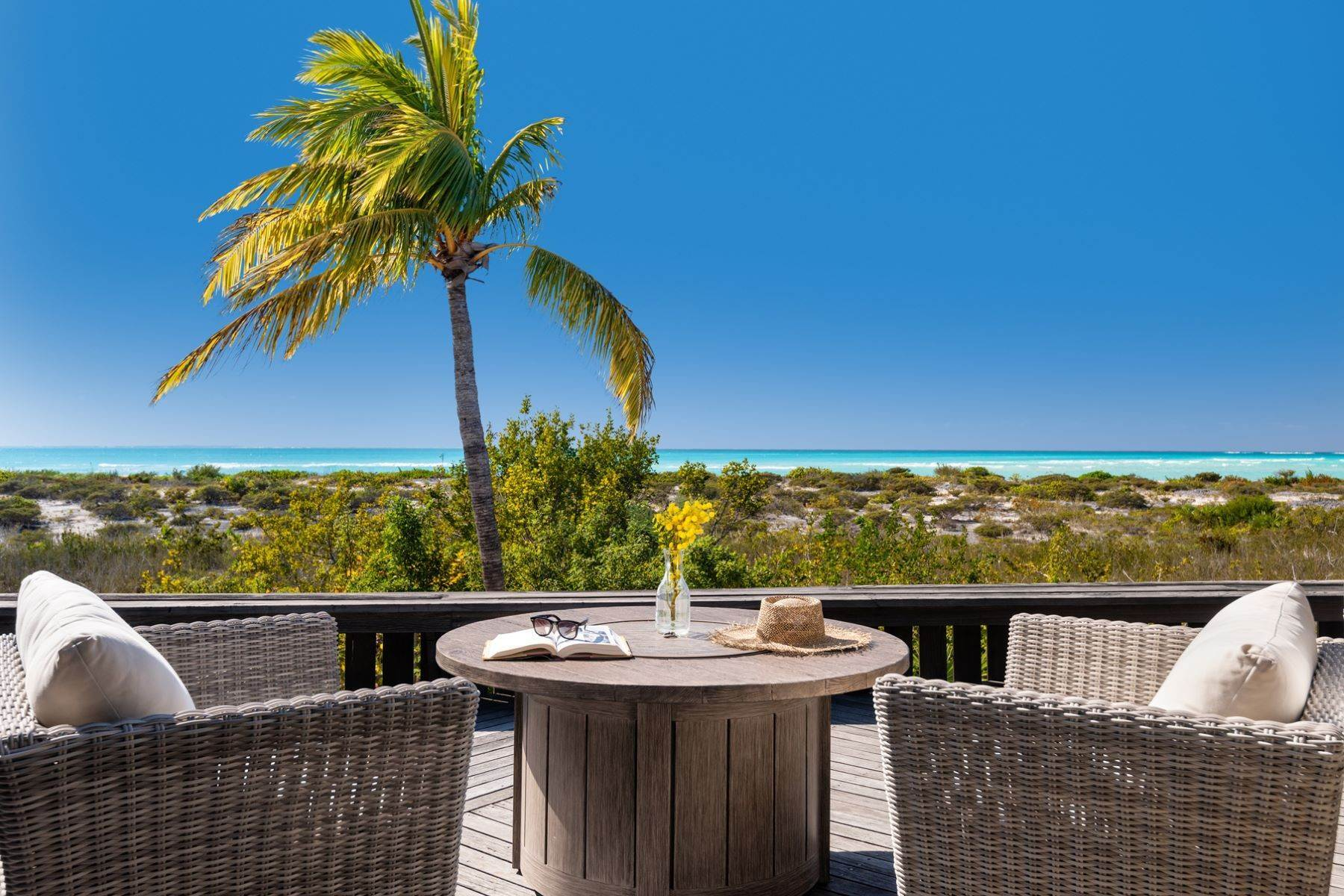 Single Family Homes for Sale at LEMONGRASS Pine Cay, Pine Cay Turks And Caicos Islands