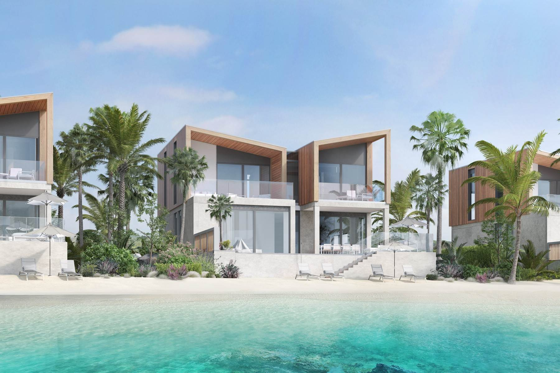 5. Single Family Homes for Sale at SOUTH BANK - THE LAGOON II - LAGOON VILLA 18 South Bank, Long Bay, Providenciales Turks And Caicos Islands