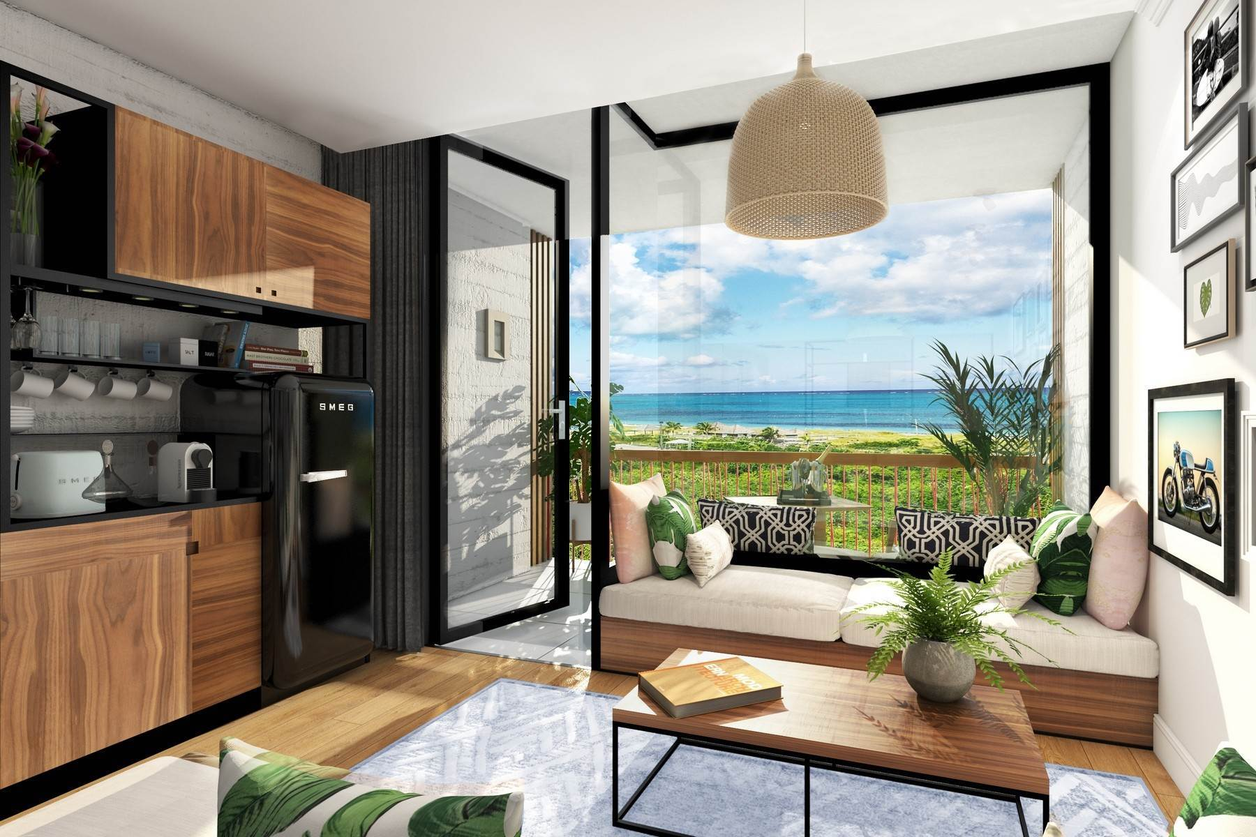 Condominiums pour l Vente à The Bight, Providenciales Îles Turques-et-Caïques