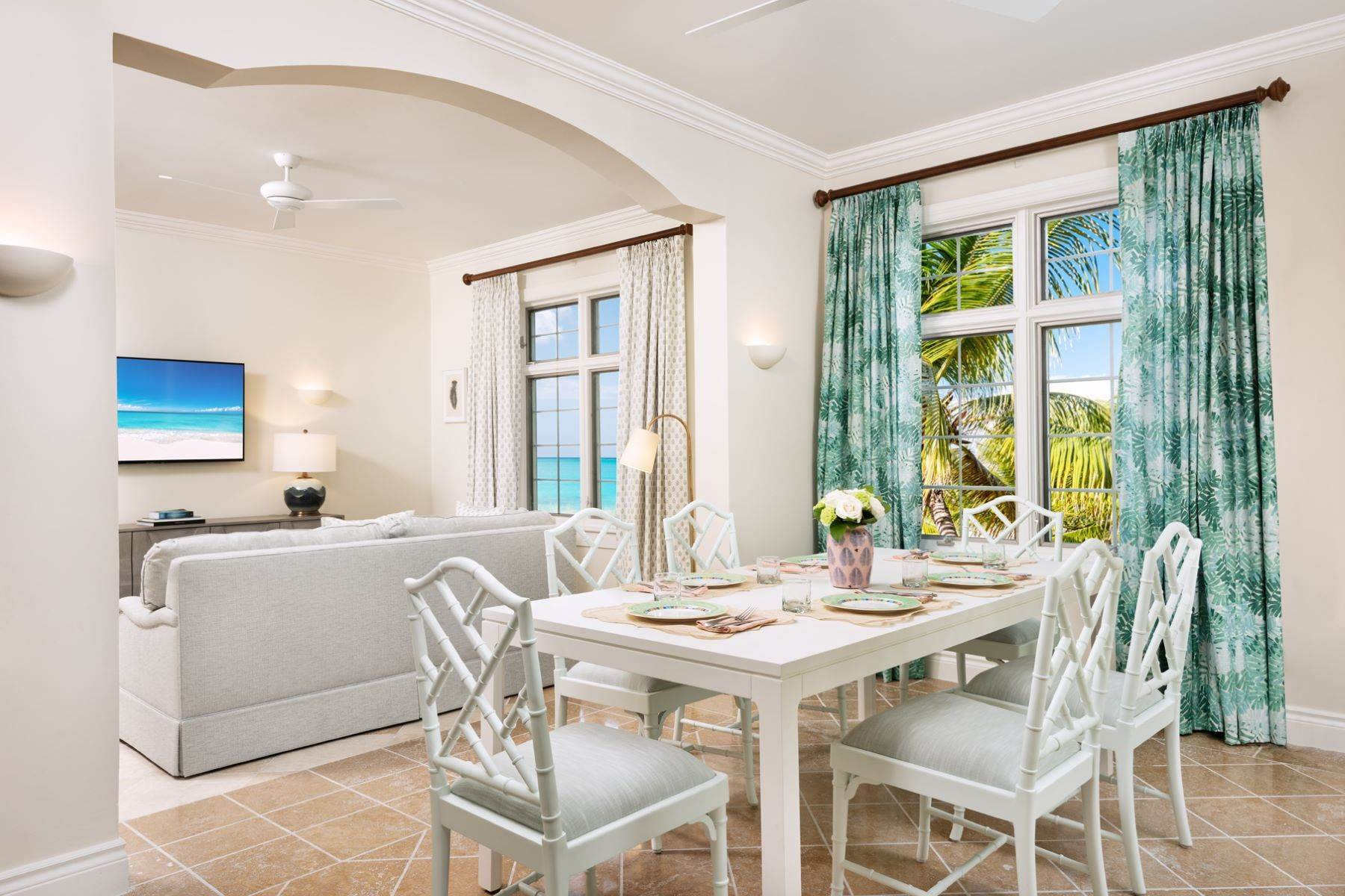 5. Condominiums for Sale at Point Grace - Suite W203 Point Grace Resort, Grace Bay, Providenciales Turks And Caicos Islands