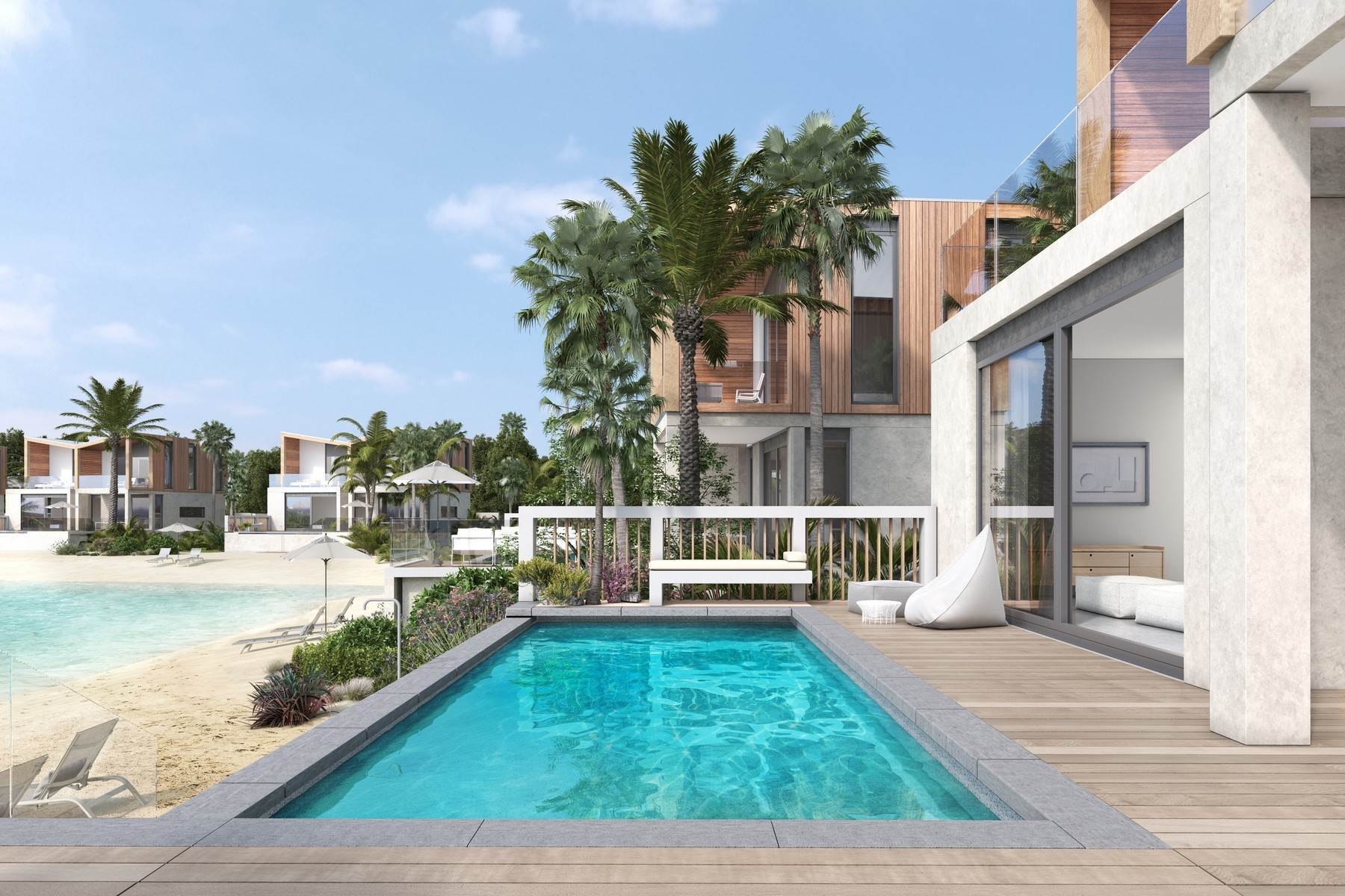 3. Single Family Homes for Sale at SOUTH BANK - THE LAGOON II - LAGOON VILLA 18 South Bank, Long Bay, Providenciales Turks And Caicos Islands