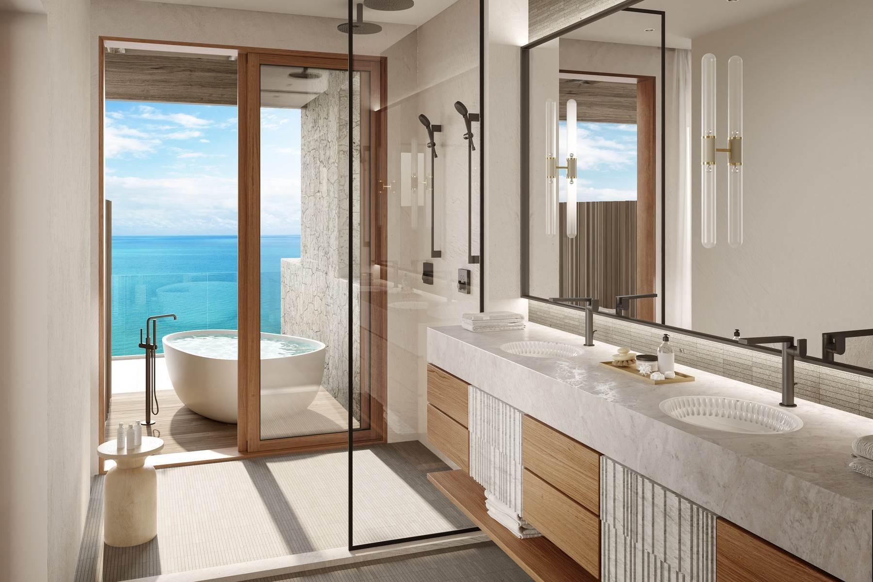 7. Single Family Homes pour l Vente à The Strand Turks & Caicos - Grand Residence R-4 The Strand, Cooper Jack, Providenciales Îles Turques-et-Caïques