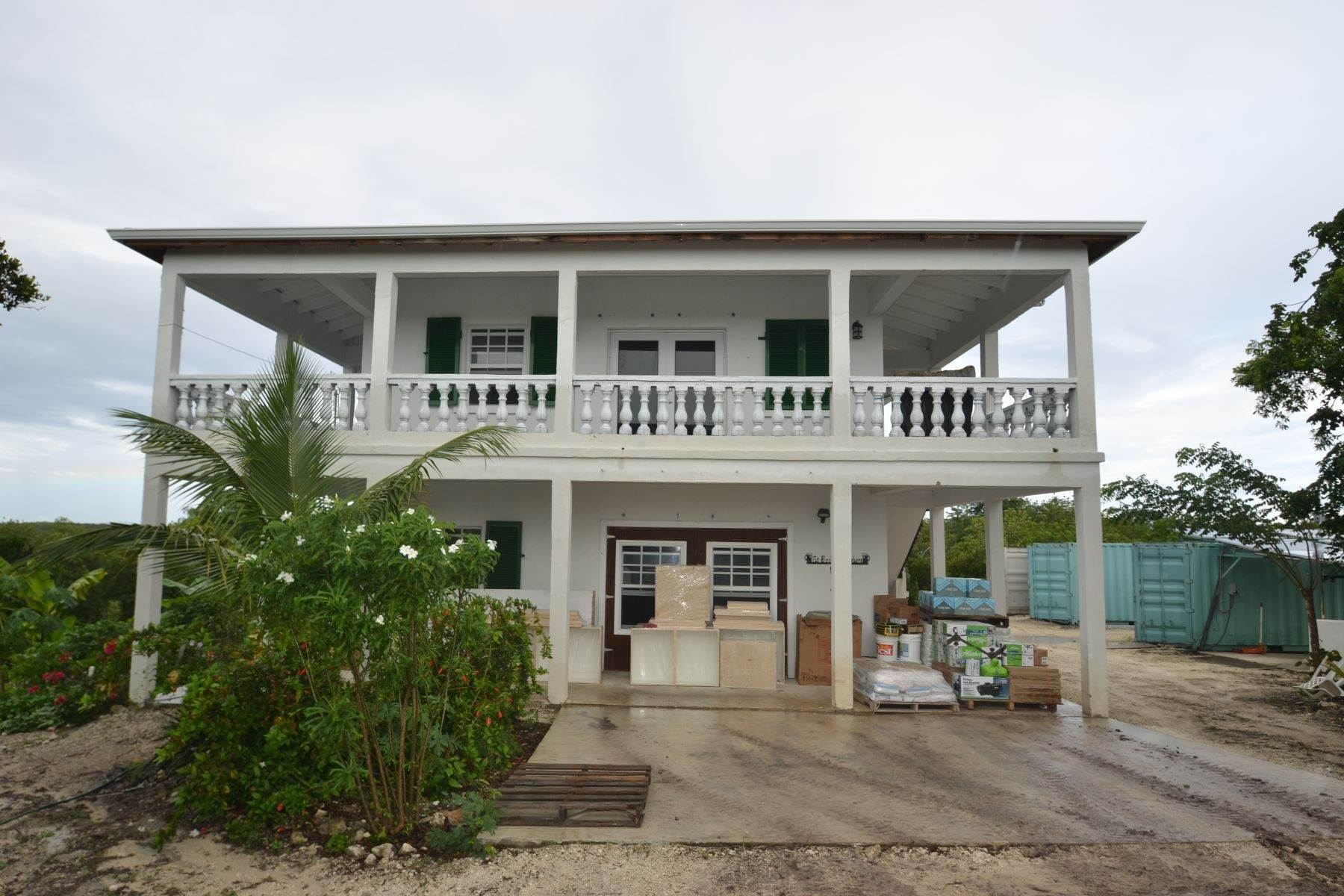 Single Family Homes por un Venta en Marshall Town Villa Other Turks And Caicos Islands, Otras Áreas En Las Islas Turcas Y Caicos Islas Turcas y Caicos