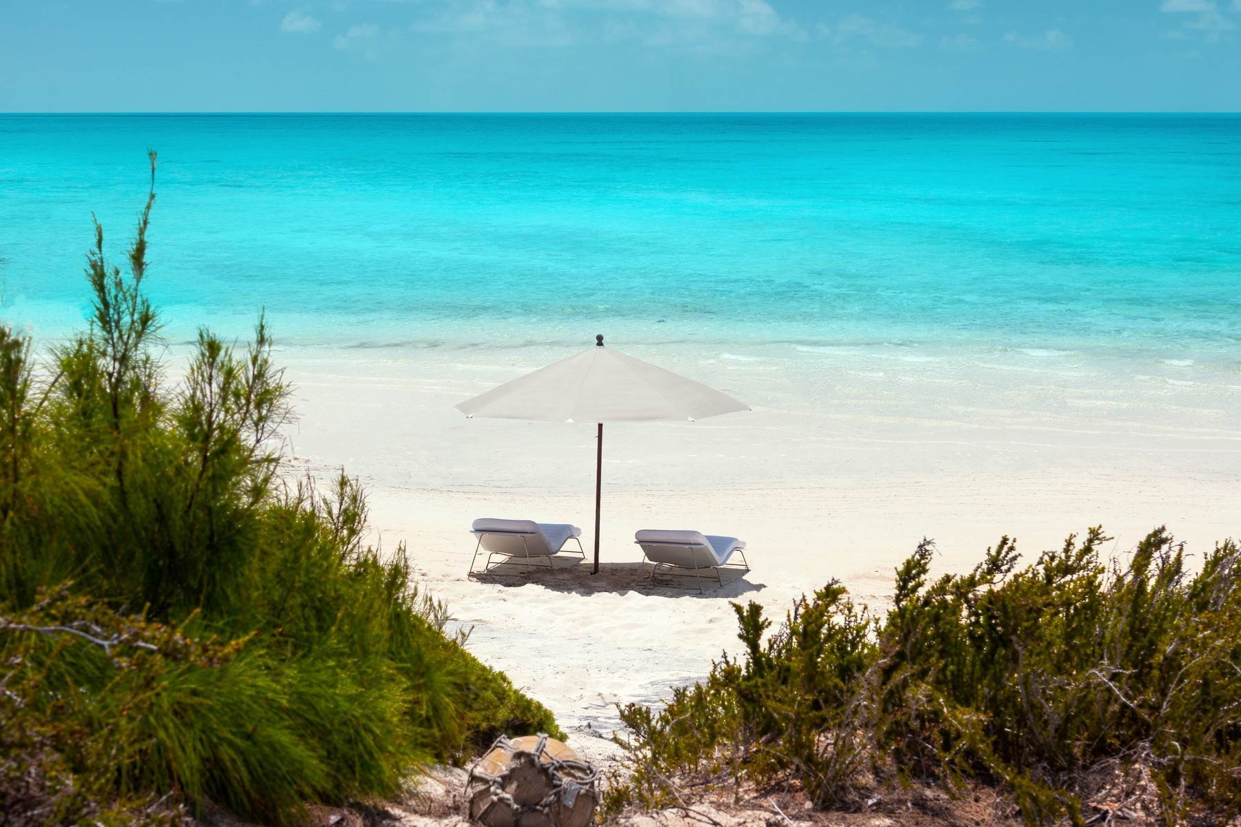 12. Single Family Homes for Sale at SOUTH BANK - THE OCEAN ESTATE II - REEF VILLA - VILLA 19 South Bank, Long Bay, Providenciales Turks And Caicos Islands