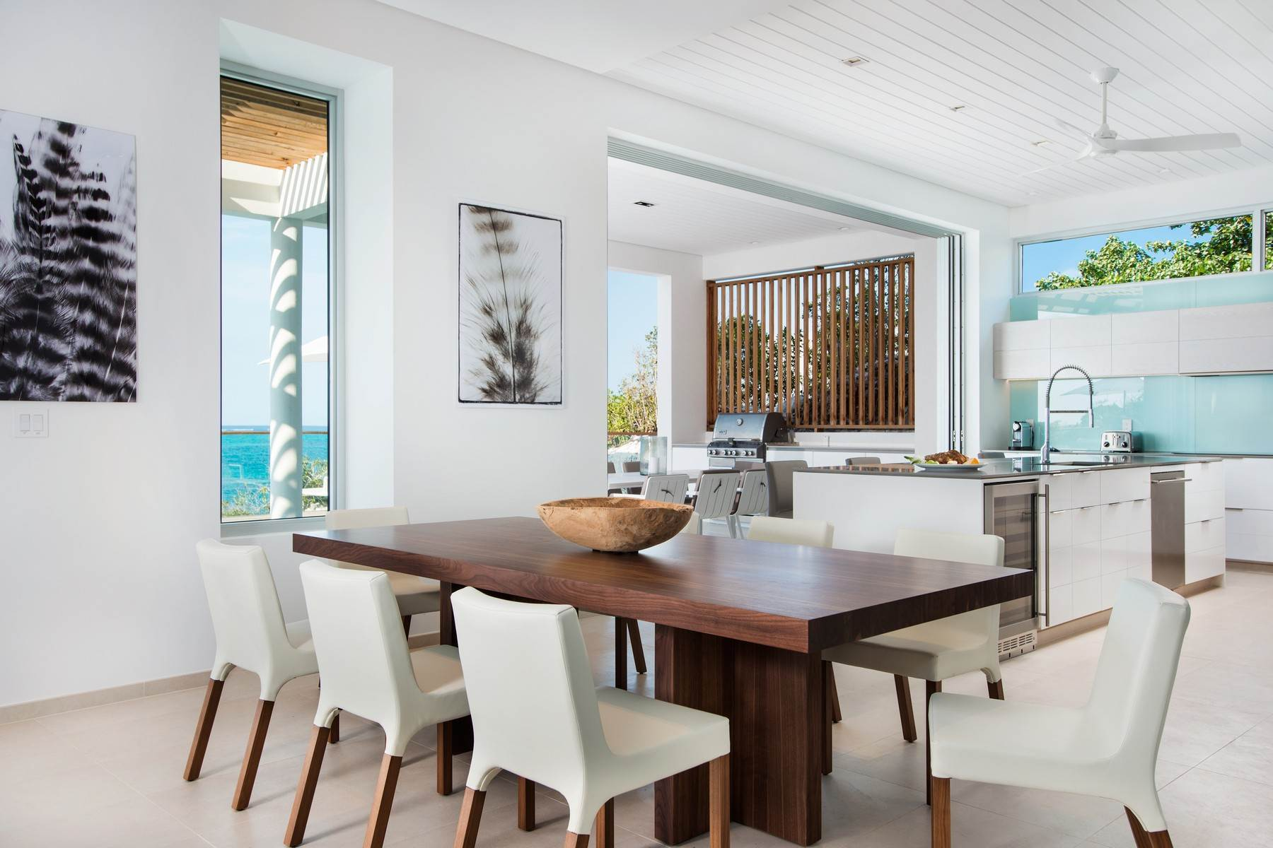 8. Single Family Homes at Beach Enclave North Shore Beachfront Villa Rental Blue Mountain, Providenciales TC Turks And Caicos Islands