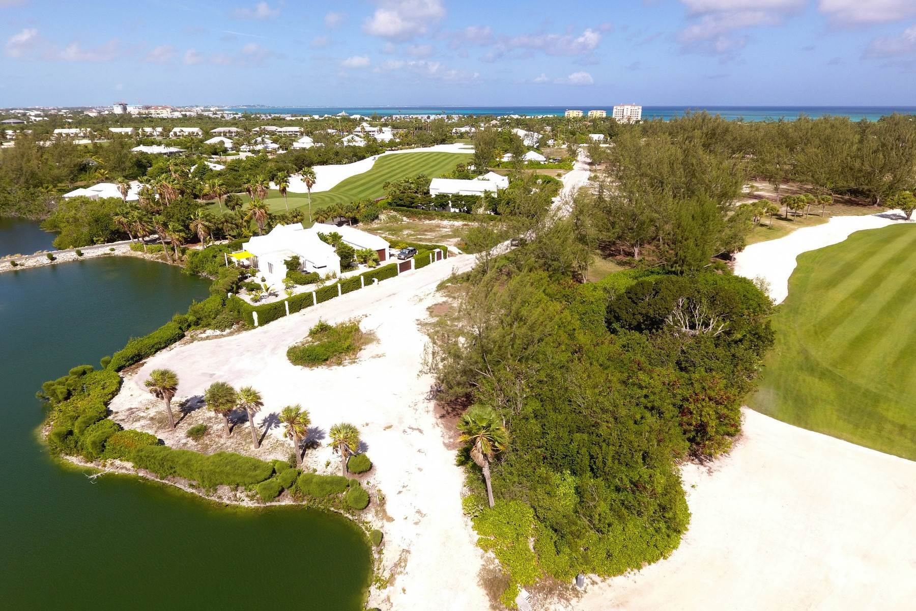 2. Land for Sale at Golf Course Waterfront Site Leeward, Providenciales Turks And Caicos Islands