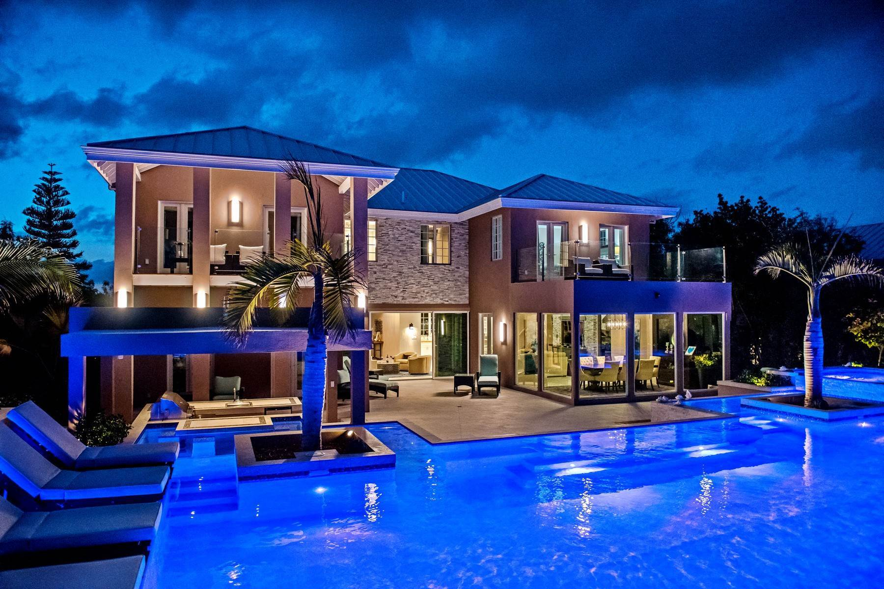 30. Single Family Homes for Sale at Villa Lucas Sapodilla Bay, Providenciales Turks And Caicos Islands