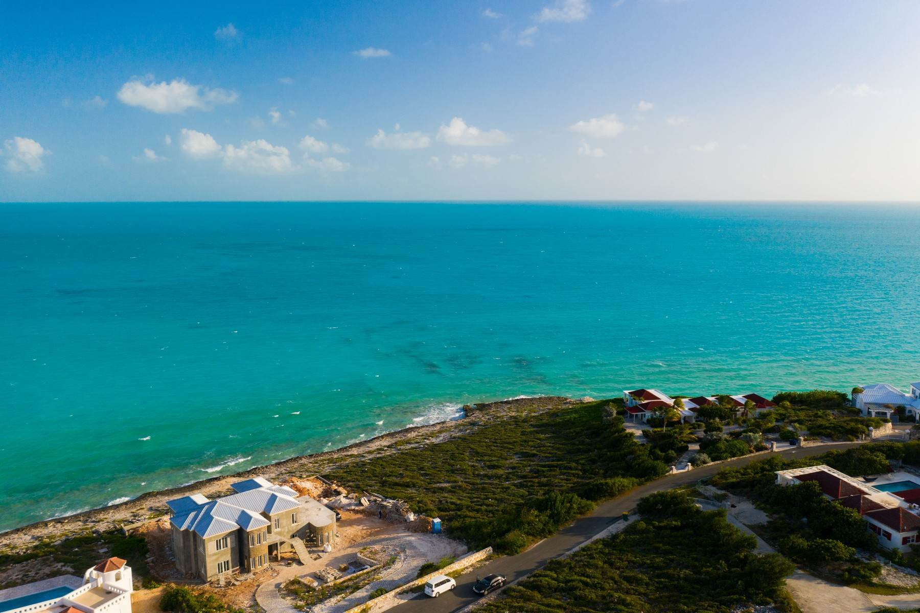 16. Land for Sale at Waterfront Land - Turtle Tail Oceanfront Turtle Tail, Providenciales TCI BWI Turks And Caicos Islands