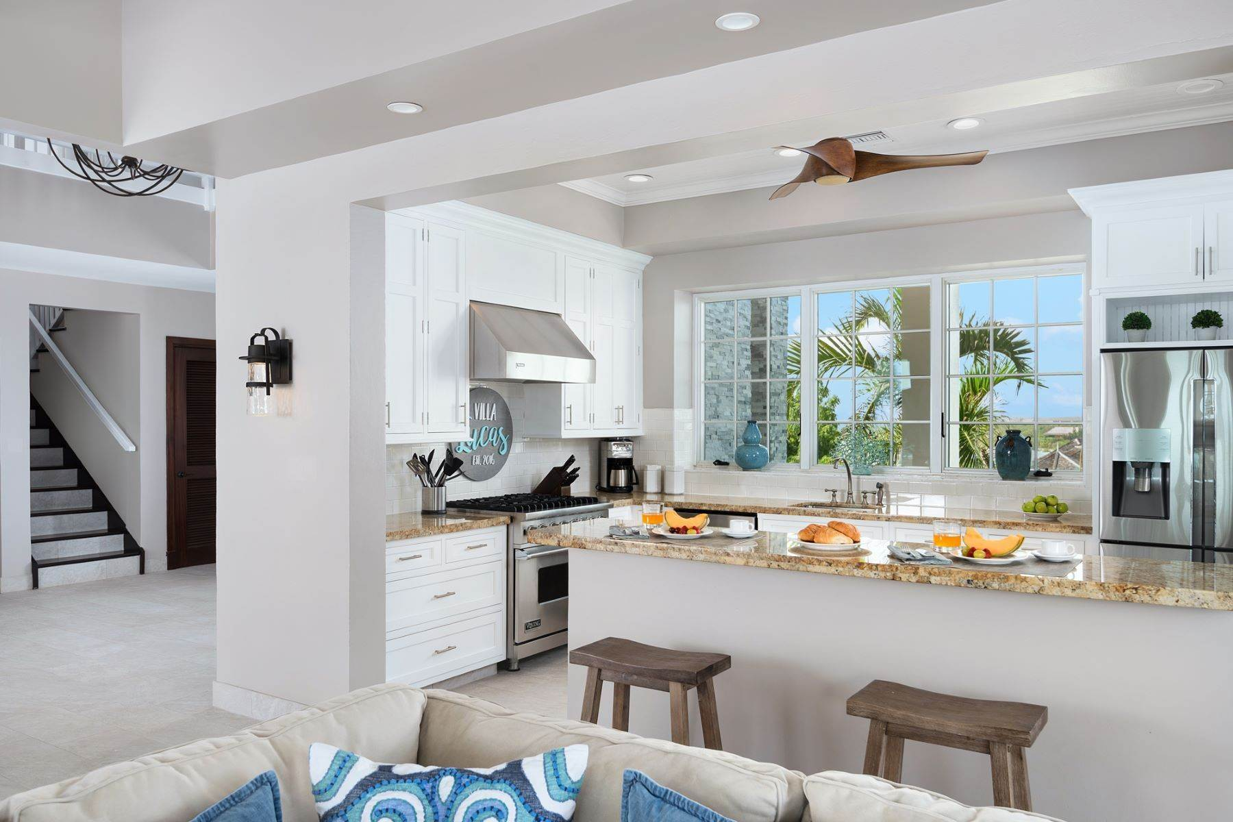 11. Single Family Homes for Sale at Villa Lucas Sapodilla Bay, Providenciales Turks And Caicos Islands