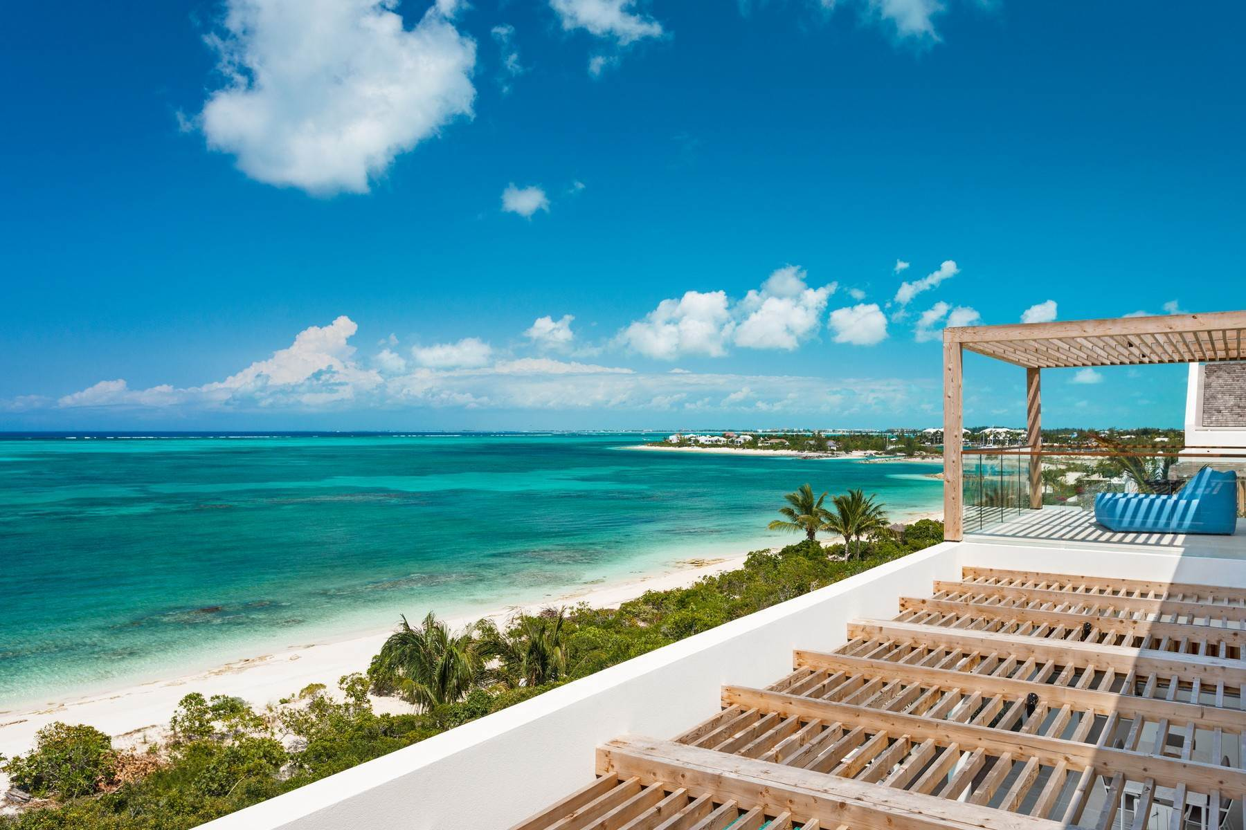 16. Single Family Homes at Beach Enclave North Shore Beachfront Villa Rental Blue Mountain, Providenciales TC Turks And Caicos Islands