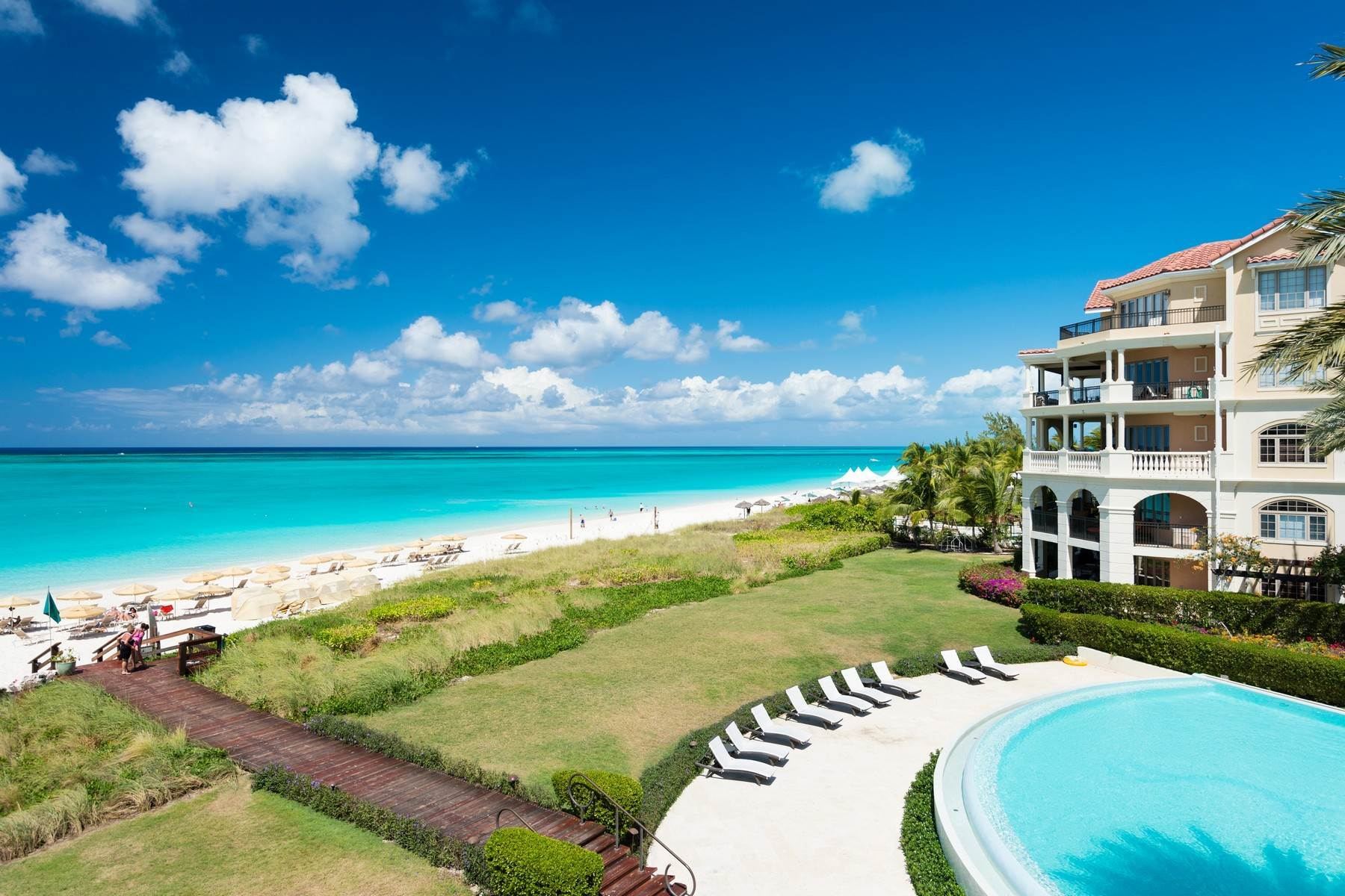 Condominiums for Sale at Beachfront, The Somerset Carlyle Estate A101 Grace Bay, Providenciales TKCA 1ZZ Turks And Caicos Islands