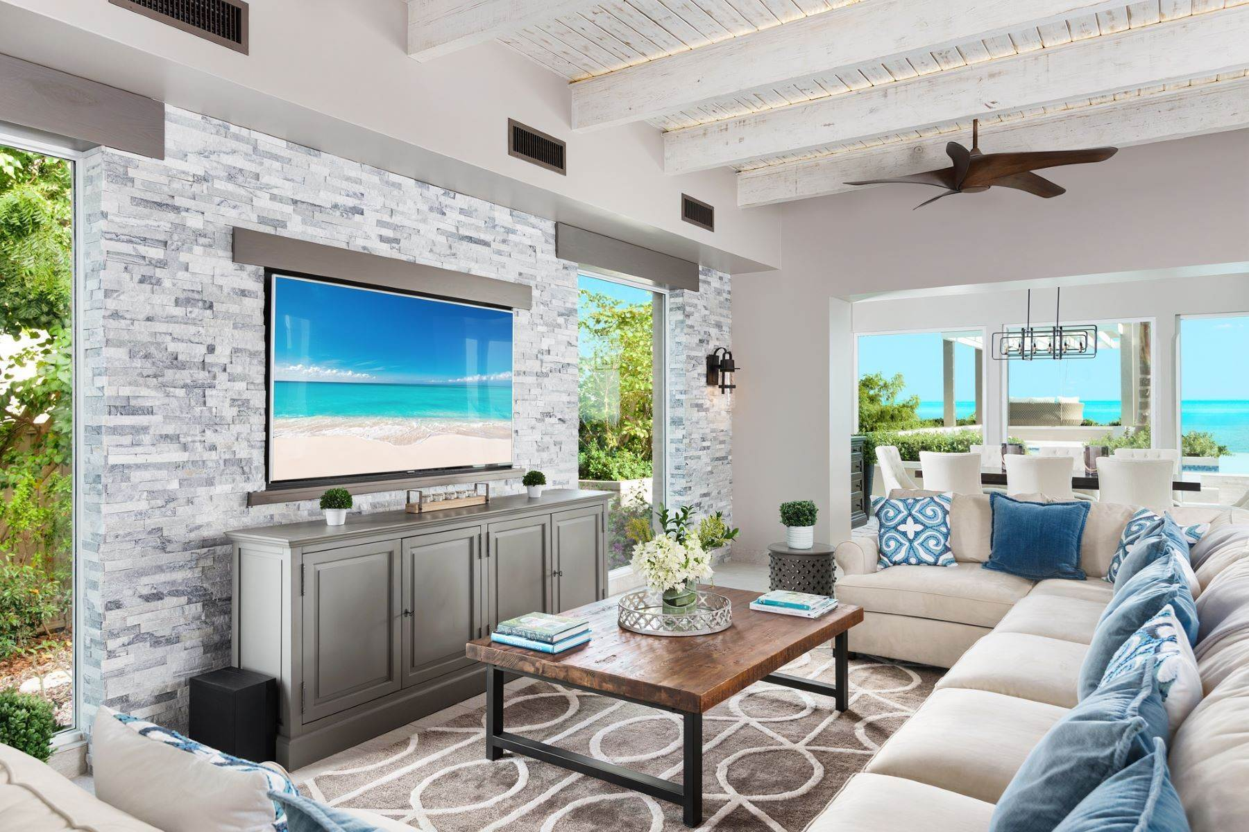 4. Single Family Homes for Sale at Villa Lucas Sapodilla Bay, Providenciales Turks And Caicos Islands