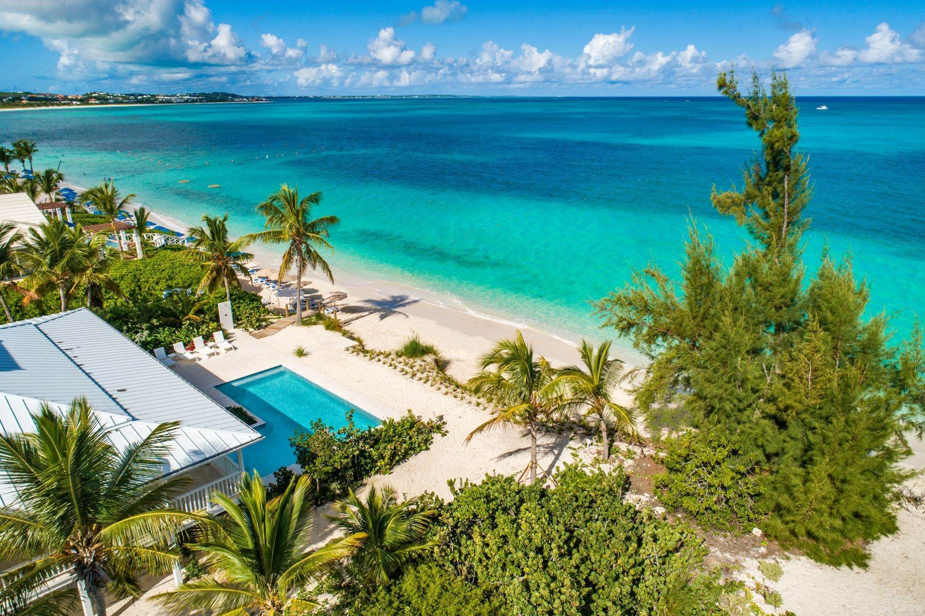 2. Single Family Homes for Sale at Grace Too Grace Bay, Providenciales Turks And Caicos Islands