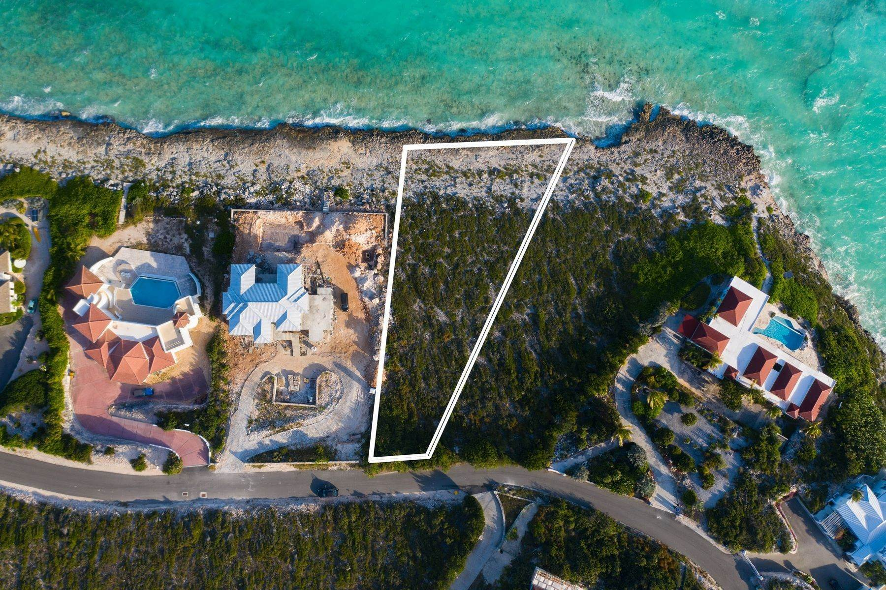 21. Land for Sale at Waterfront Land - Turtle Tail Oceanfront Turtle Tail, Providenciales TCI BWI Turks And Caicos Islands