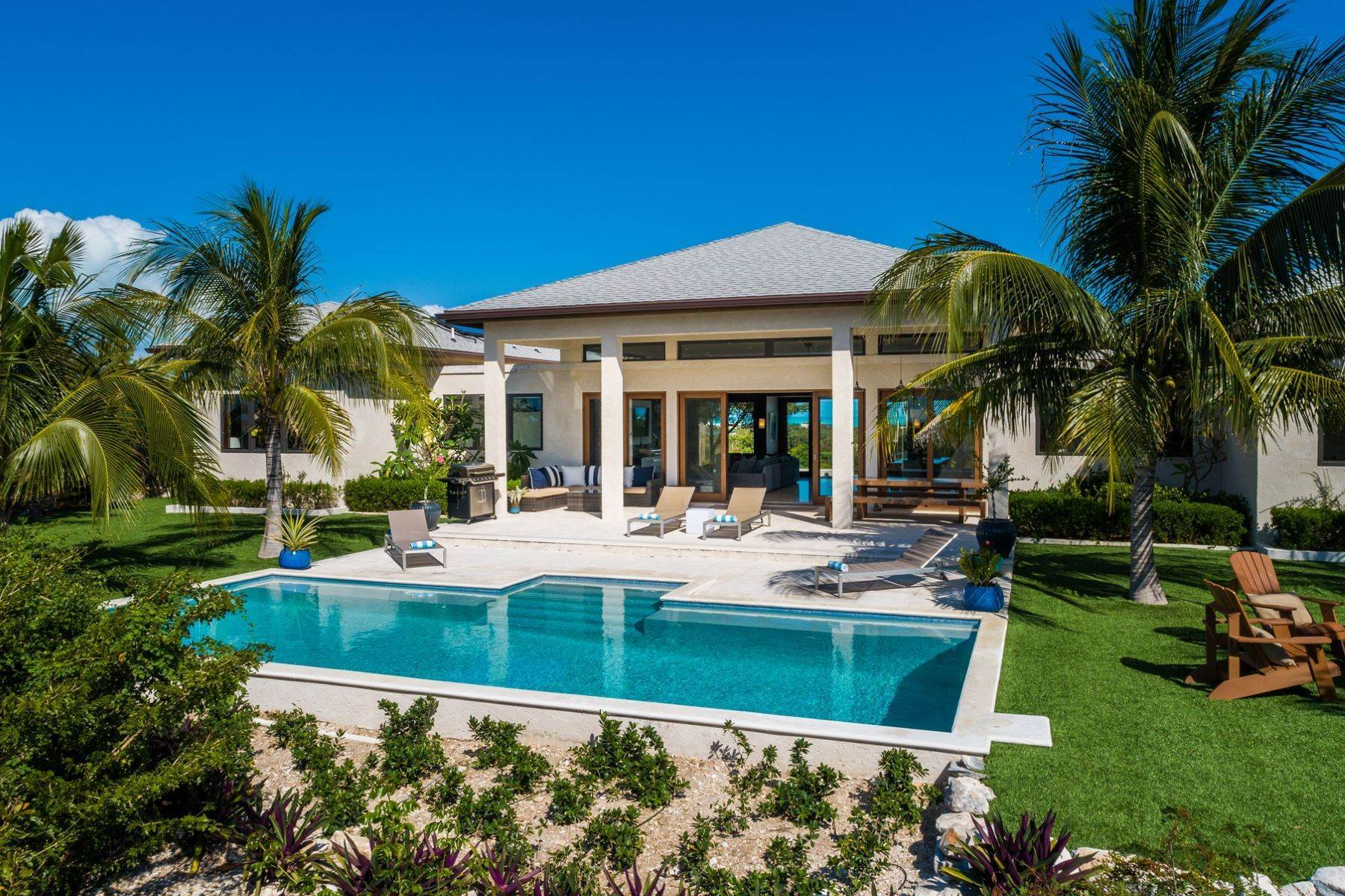 23. Single Family Homes for Sale at Long Bay, Providenciales Turks And Caicos Islands
