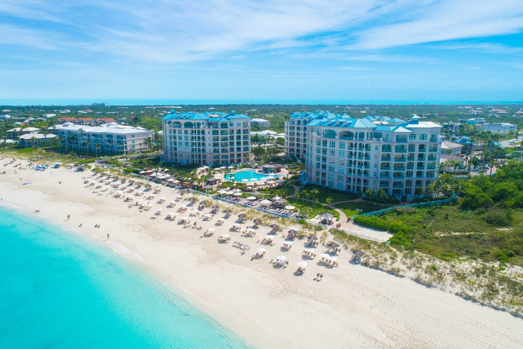 Condominiums for Sale at Seven Stars - Suite 3401.02.03 Seven Stars Resort, Grace Bay, Providenciales Turks And Caicos Islands