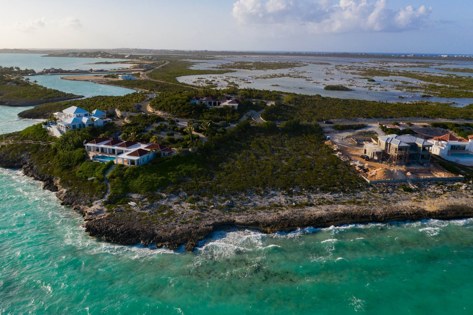 9. Land for Sale at Waterfront Land - Turtle Tail Oceanfront Turtle Tail, Providenciales TCI BWI Turks And Caicos Islands