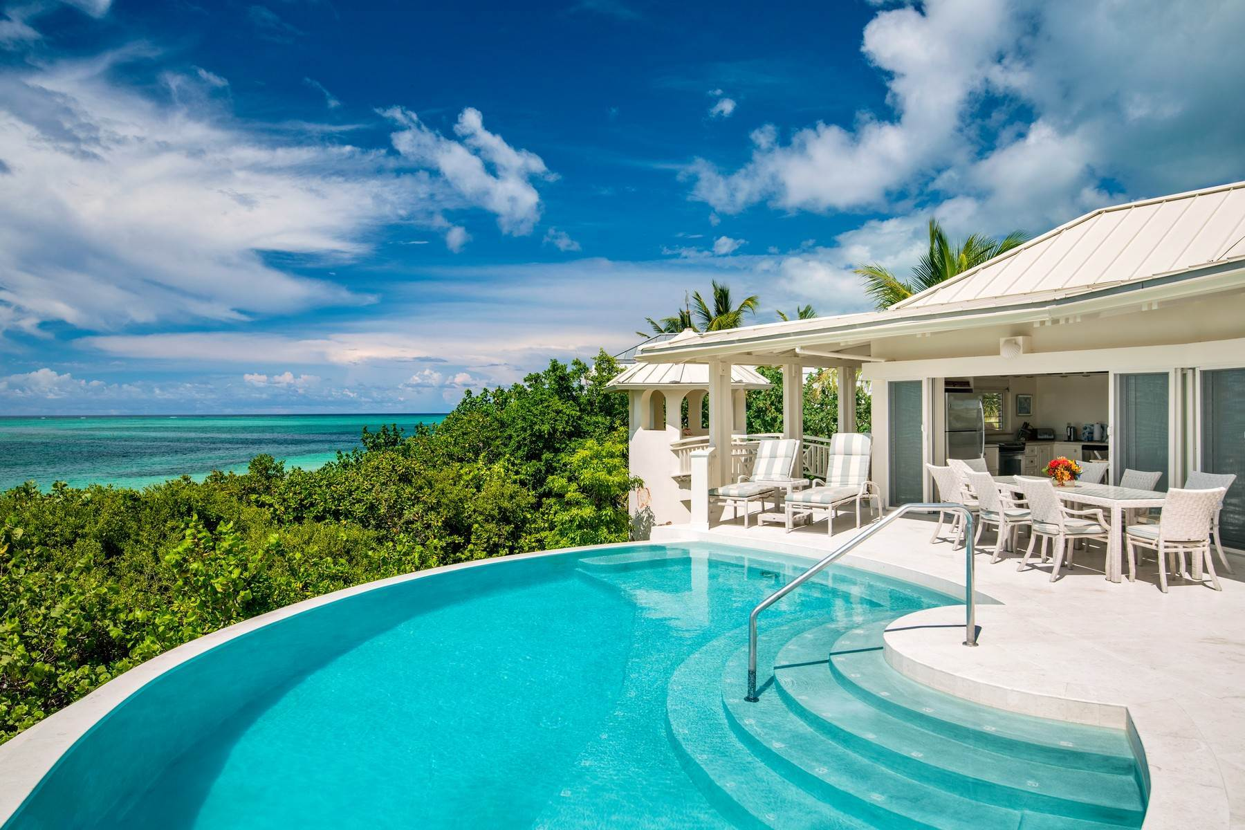 Single Family Homes for Sale at Turtle Beach Villa Turtle Cove, Providenciales Turks And Caicos Islands