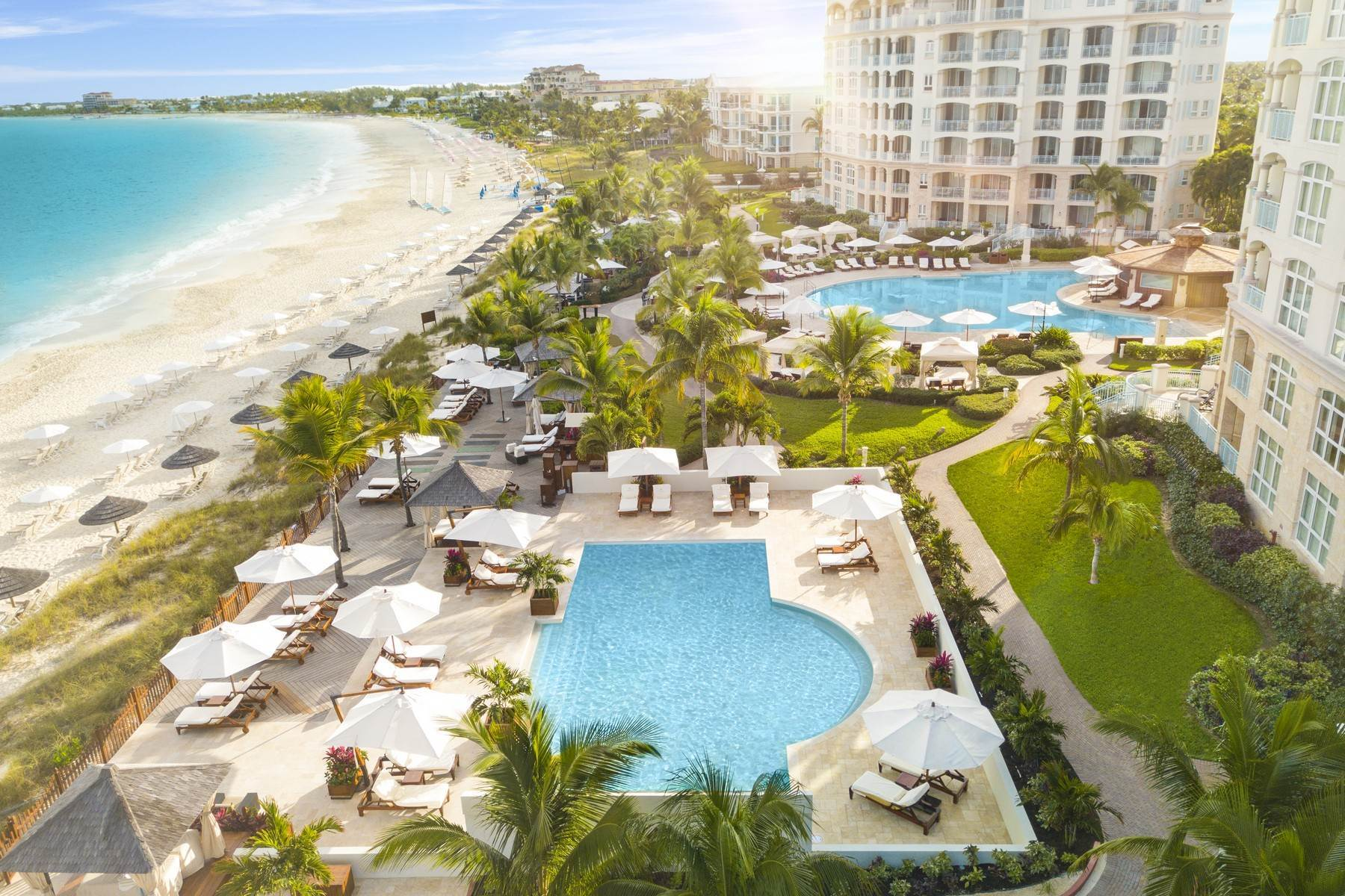 21. Condominiums for Sale at Seven Stars - Suite 3401.02.03 Seven Stars Resort, Grace Bay, Providenciales Turks And Caicos Islands