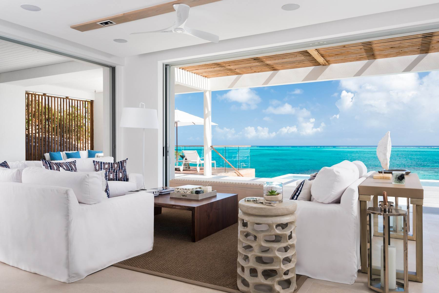 10. Single Family Homes at Beach Enclave North Shore Beachfront Villa Rental Blue Mountain, Providenciales TC Turks And Caicos Islands
