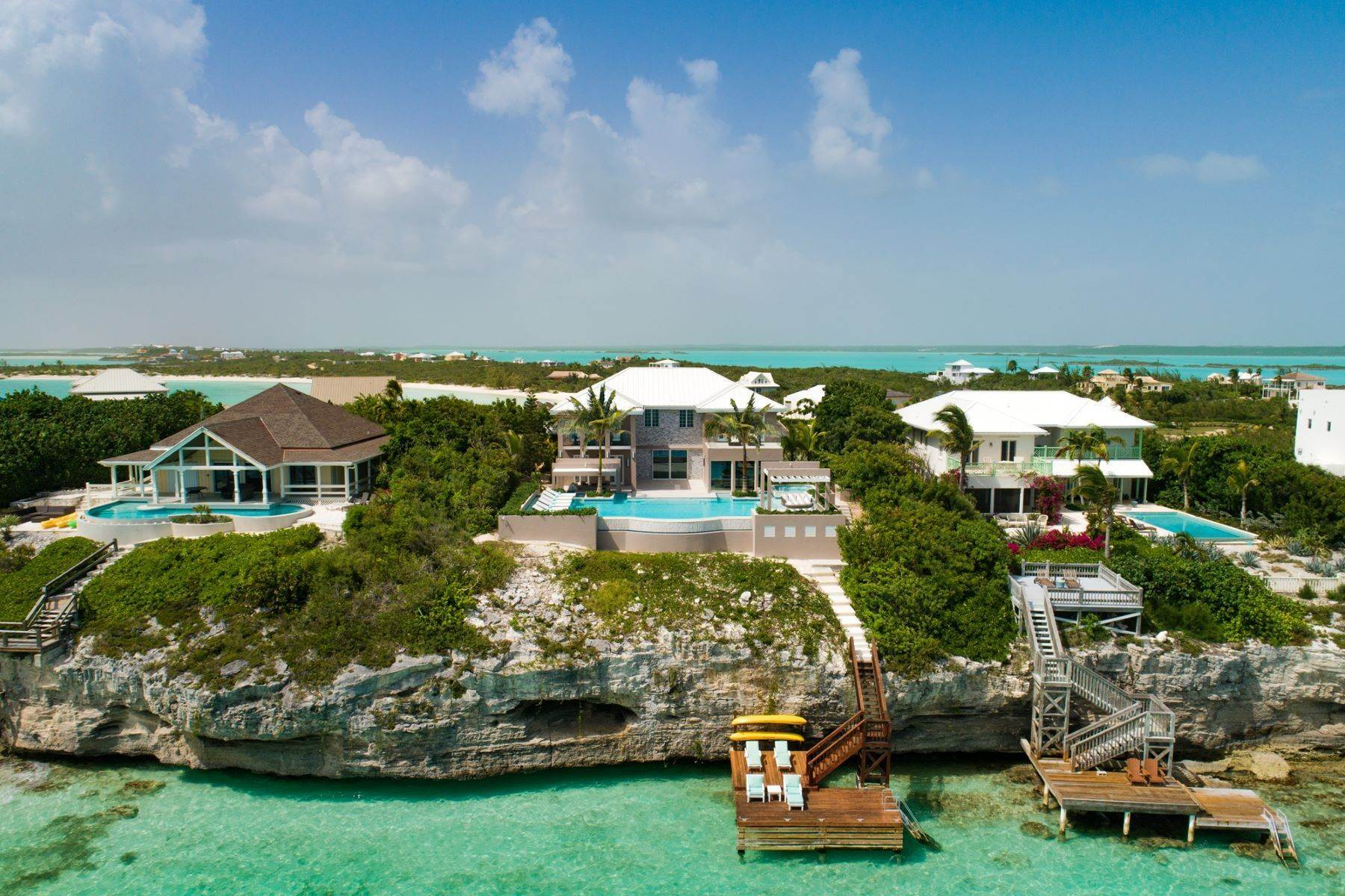 Single Family Homes for Sale at Villa Lucas Sapodilla Bay, Providenciales Turks And Caicos Islands