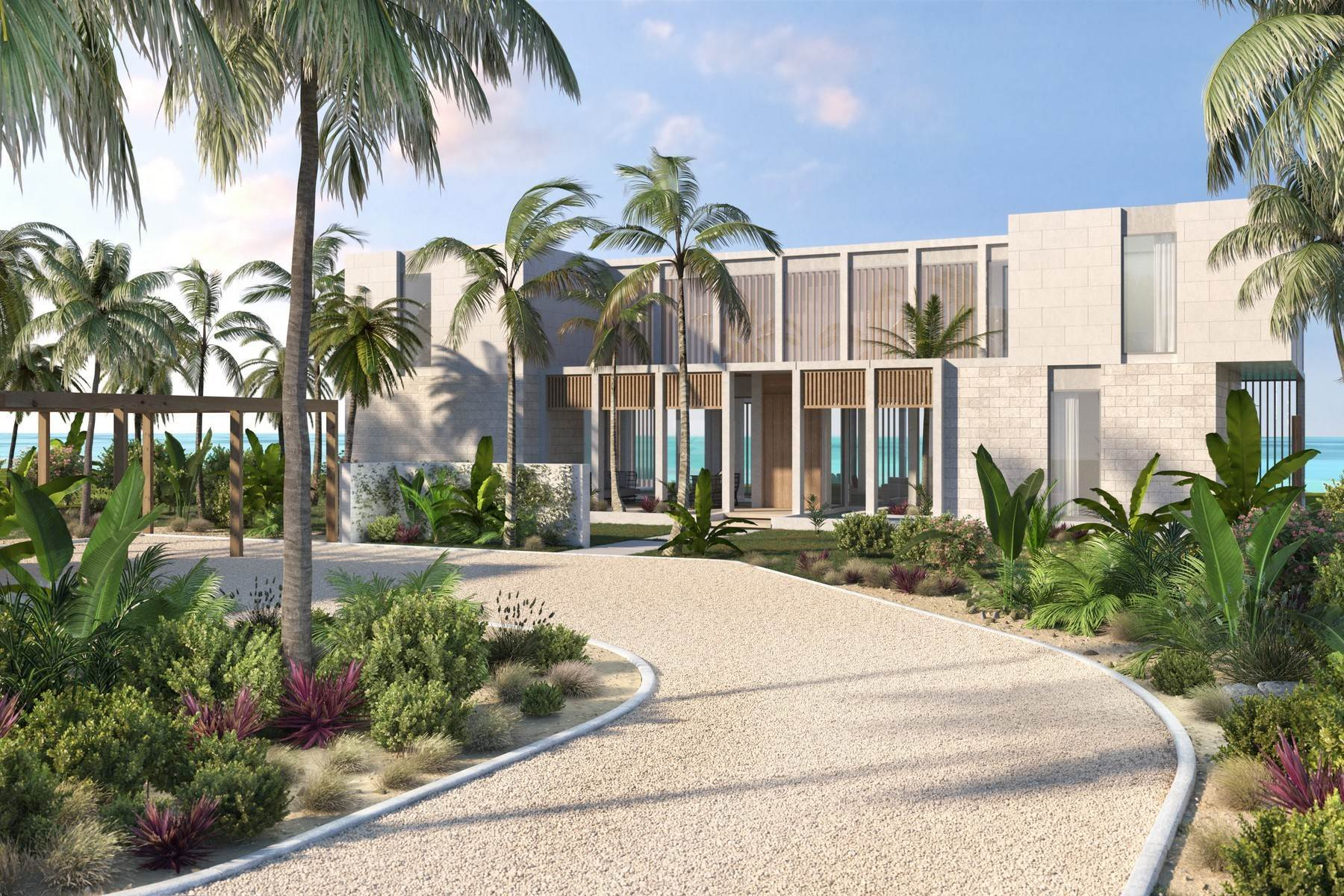 8. Single Family Homes for Sale at SOUTH BANK - THE OCEAN ESTATE I - BANKS VILLA 5 South Bank, Long Bay, Providenciales Turks And Caicos Islands