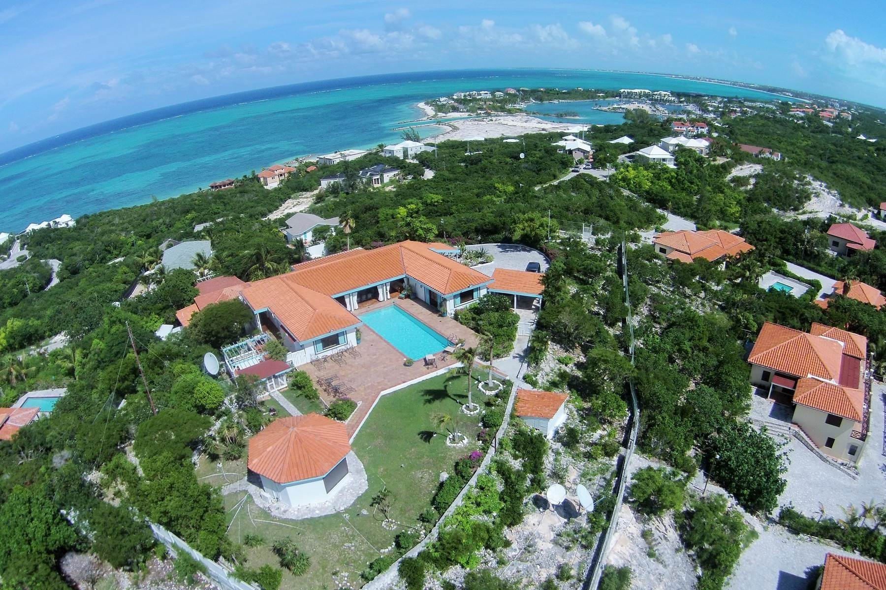 Single Family Homes por un Venta en Blue Mountain, Providenciales Islas Turcas y Caicos