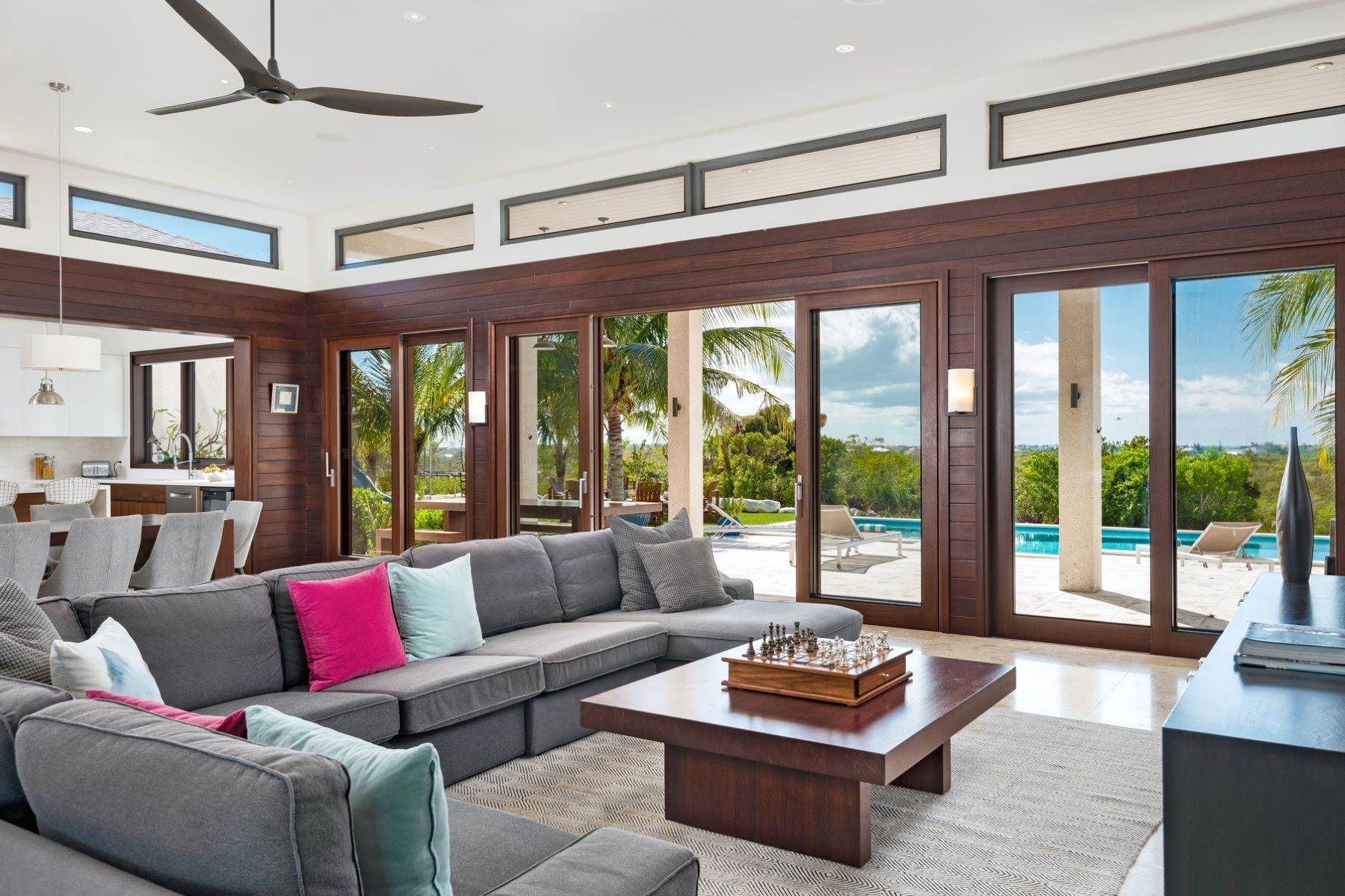 5. Single Family Homes for Sale at Long Bay, Providenciales Turks And Caicos Islands