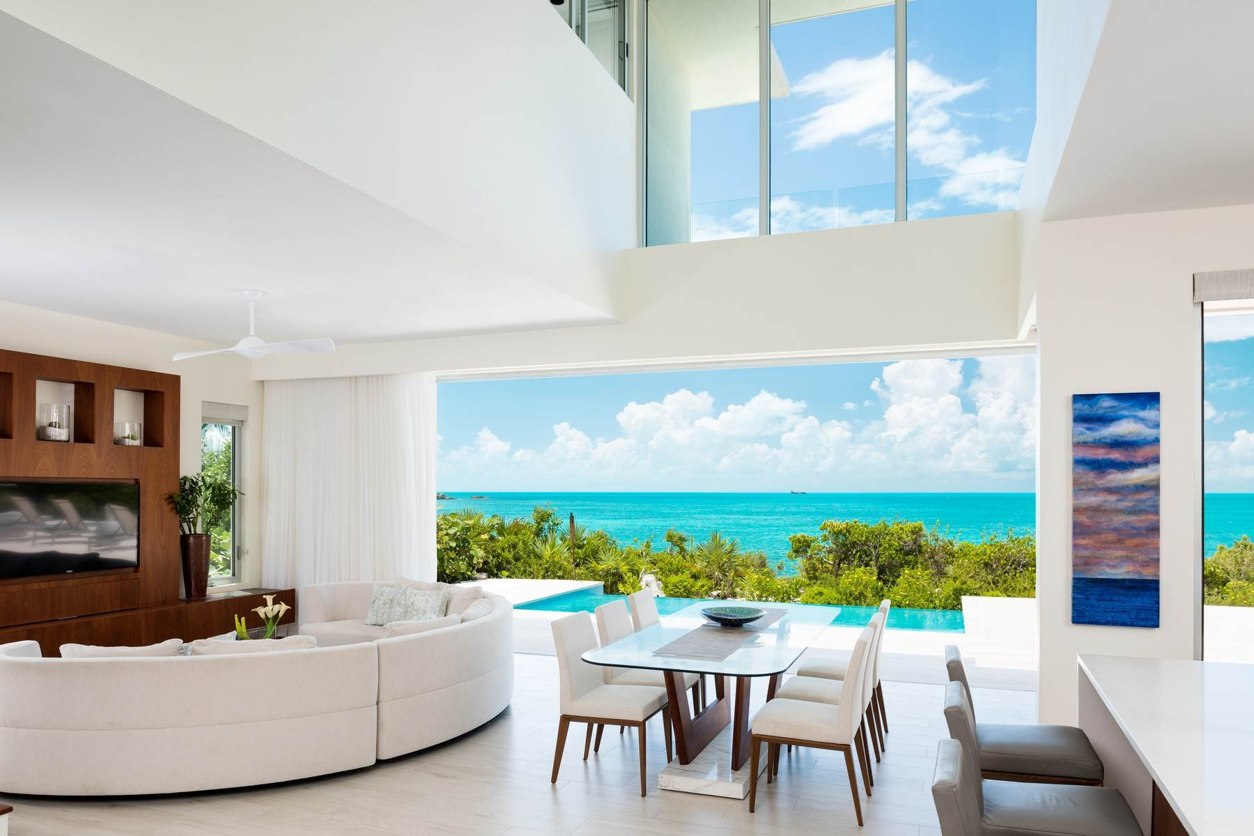 Single Family Homes for Sale at SOL Y LUNA Sapodilla Bay, Providenciales Turks And Caicos Islands