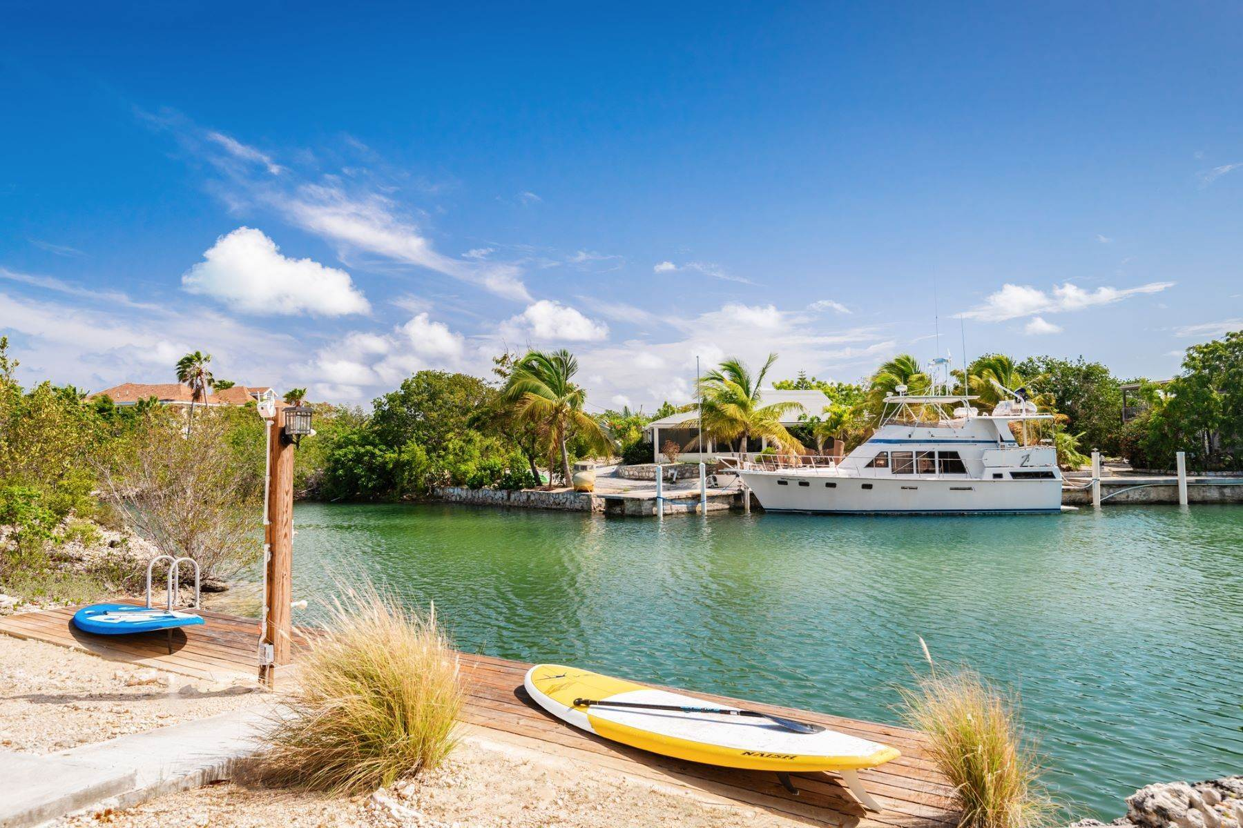 Single Family Homes for Sale at Palm Breeze Villa Discovery Bay, Providenciales Turks And Caicos Islands