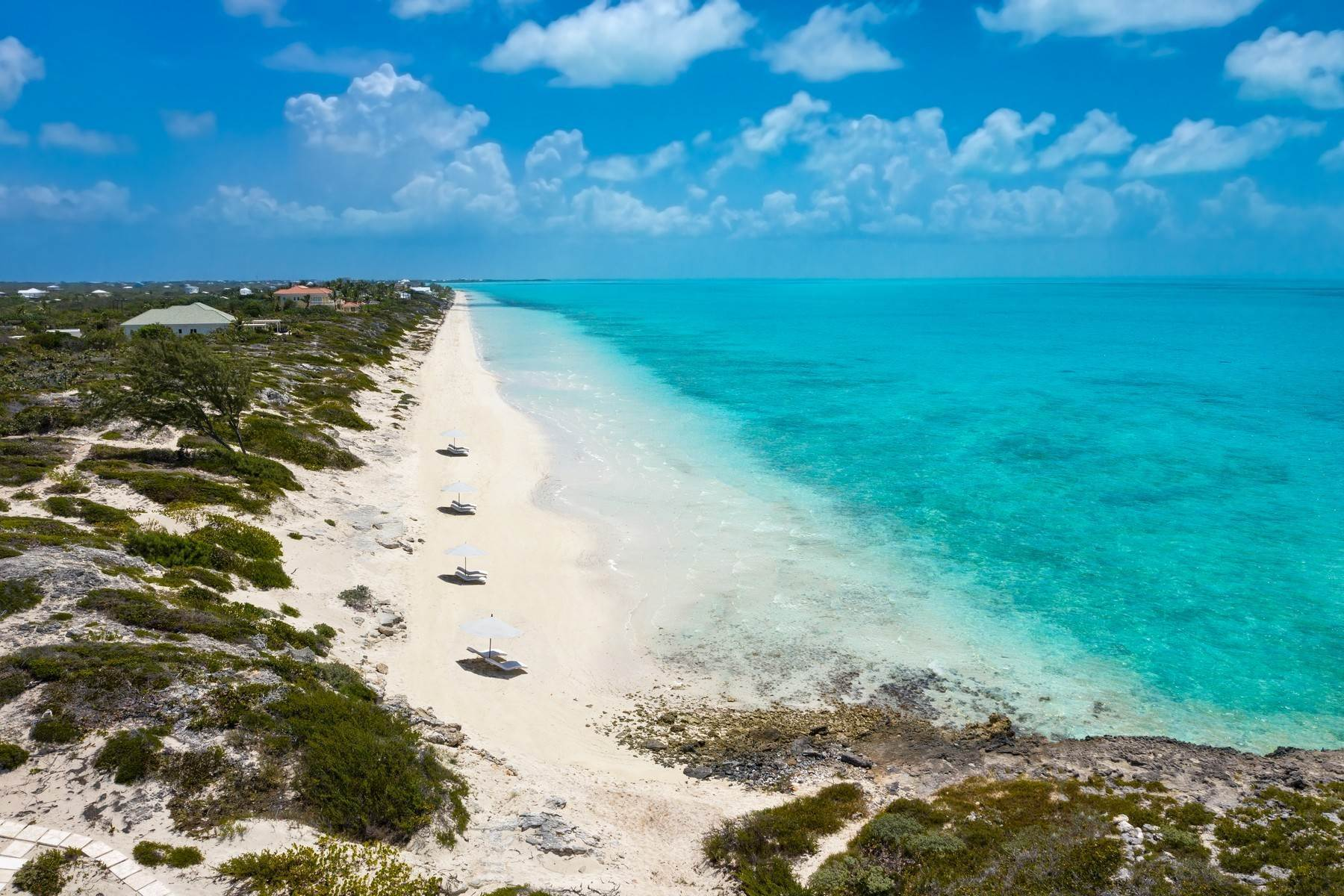 19. Single Family Homes for Sale at LONG BAY BEACH DUNE VILLA 1 AT SOUTH BANK - THE OCEAN ESTATE South Bank, Long Bay, Providenciales Turks And Caicos Islands