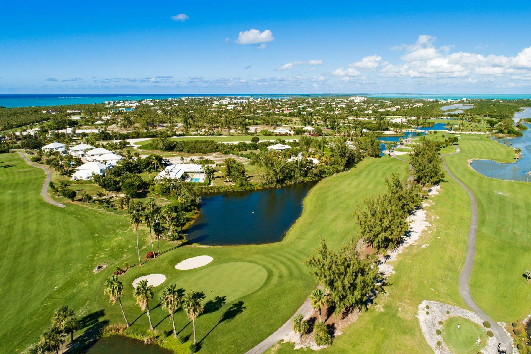 Land for Sale at Vacant Land Provo Golf Course Leeward, Providenciales Turks And Caicos Islands