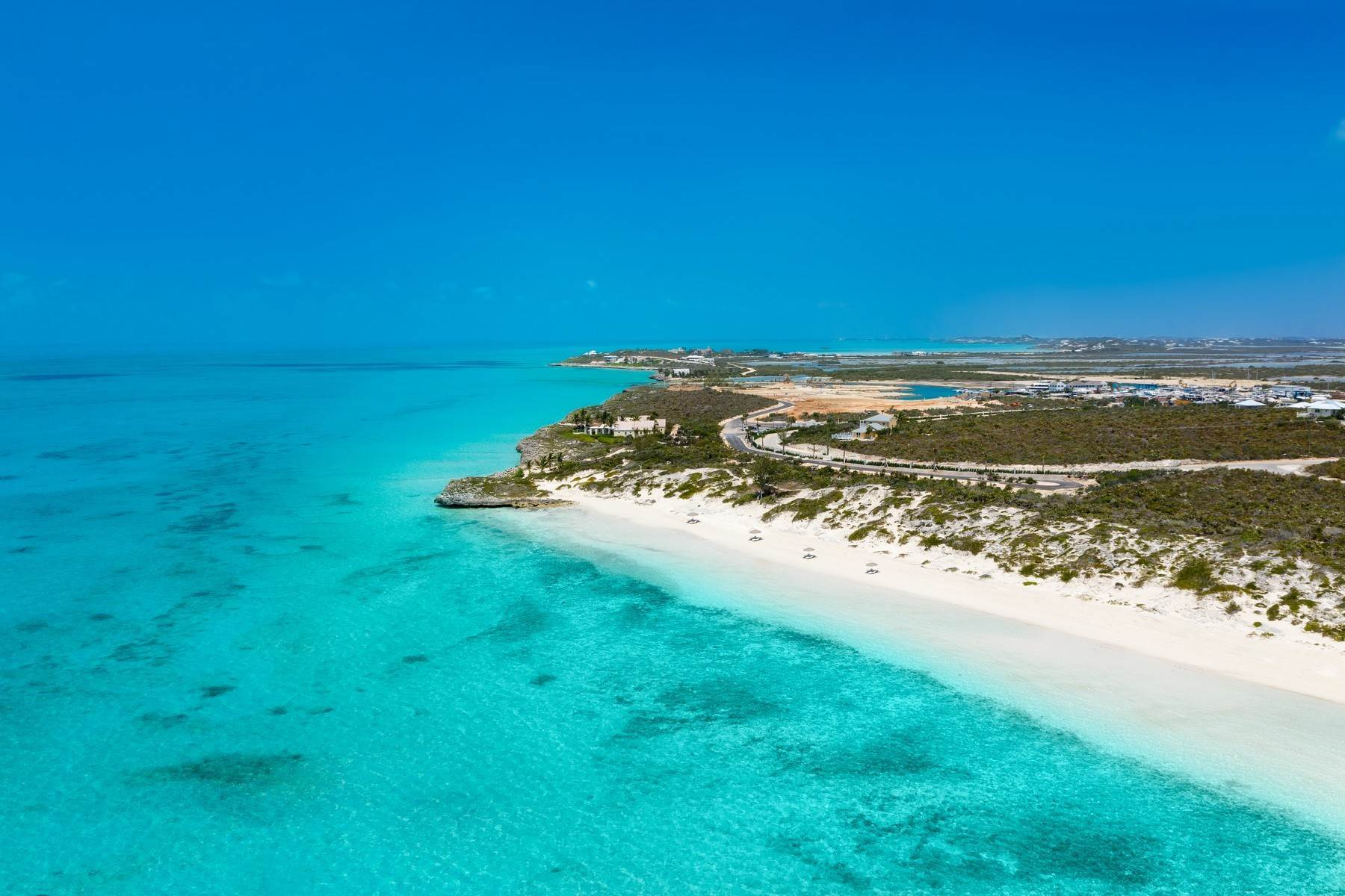 17. Single Family Homes for Sale at LONG BAY BEACH DUNE VILLA 1 AT SOUTH BANK - THE OCEAN ESTATE South Bank, Long Bay, Providenciales Turks And Caicos Islands