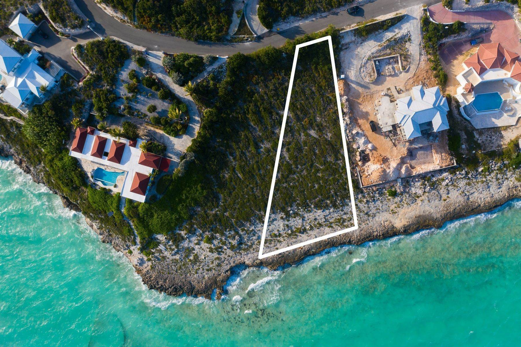 4. Land for Sale at Waterfront Land - Turtle Tail Oceanfront Turtle Tail, Providenciales TCI BWI Turks And Caicos Islands