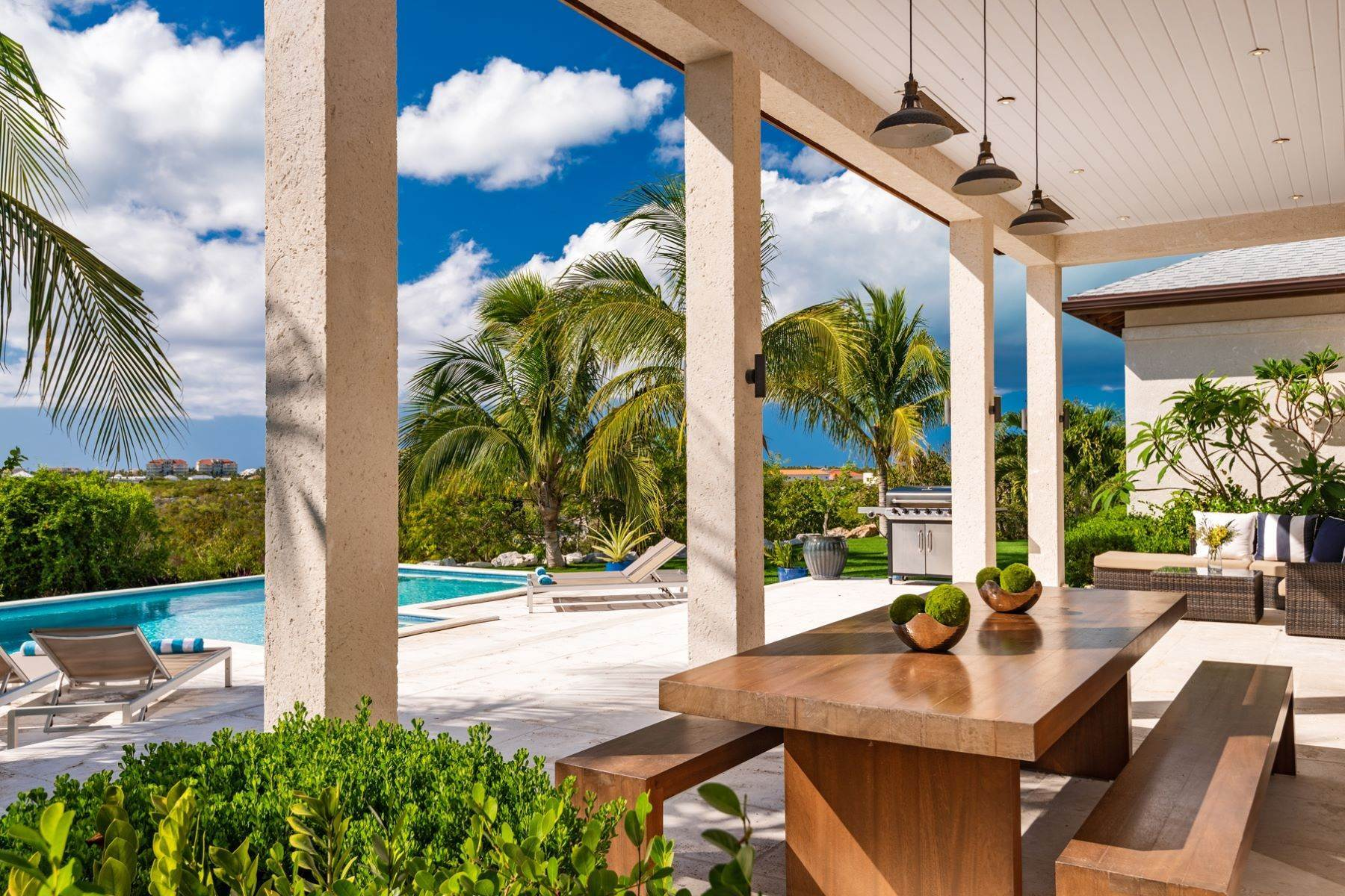 12. Single Family Homes for Sale at Long Bay, Providenciales Turks And Caicos Islands