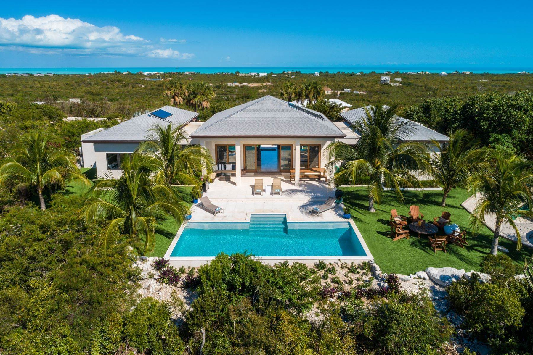 Single Family Homes for Sale at Long Bay, Providenciales Turks And Caicos Islands