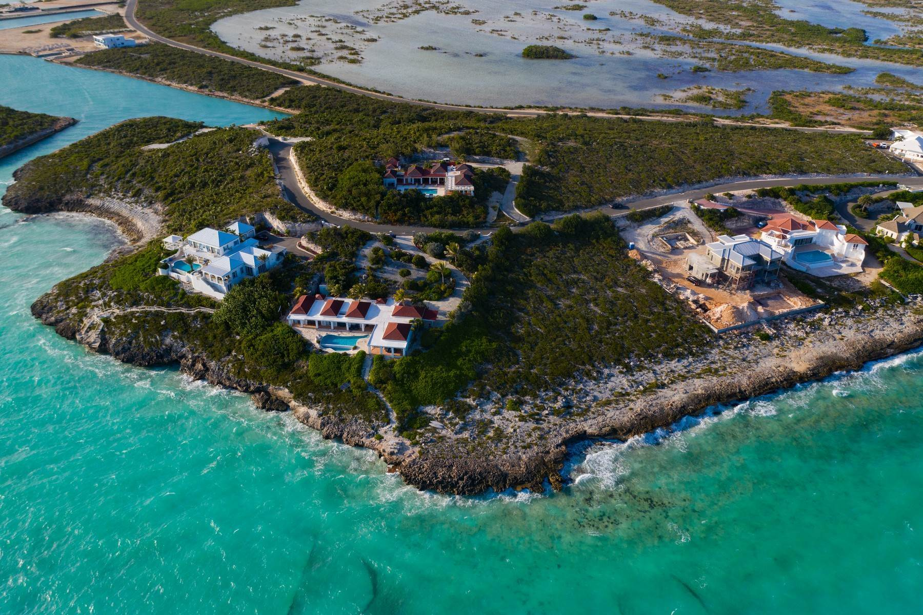 6. Land for Sale at Waterfront Land - Turtle Tail Oceanfront Turtle Tail, Providenciales TCI BWI Turks And Caicos Islands