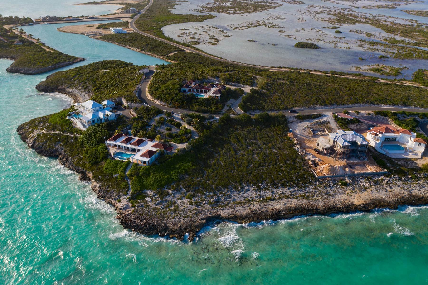 7. Land for Sale at Waterfront Land - Turtle Tail Oceanfront Turtle Tail, Providenciales TCI BWI Turks And Caicos Islands