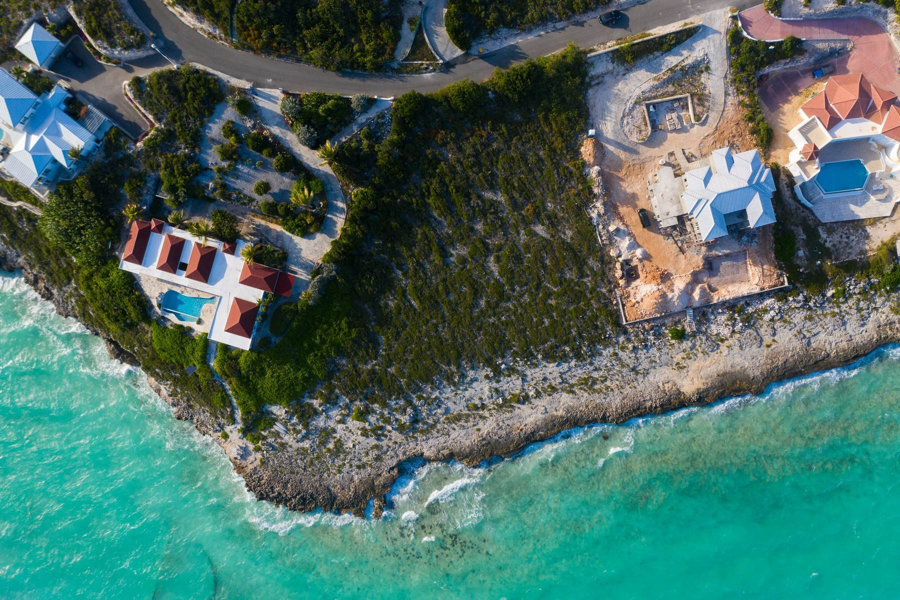 3. Land for Sale at Waterfront Land - Turtle Tail Oceanfront Turtle Tail, Providenciales TCI BWI Turks And Caicos Islands