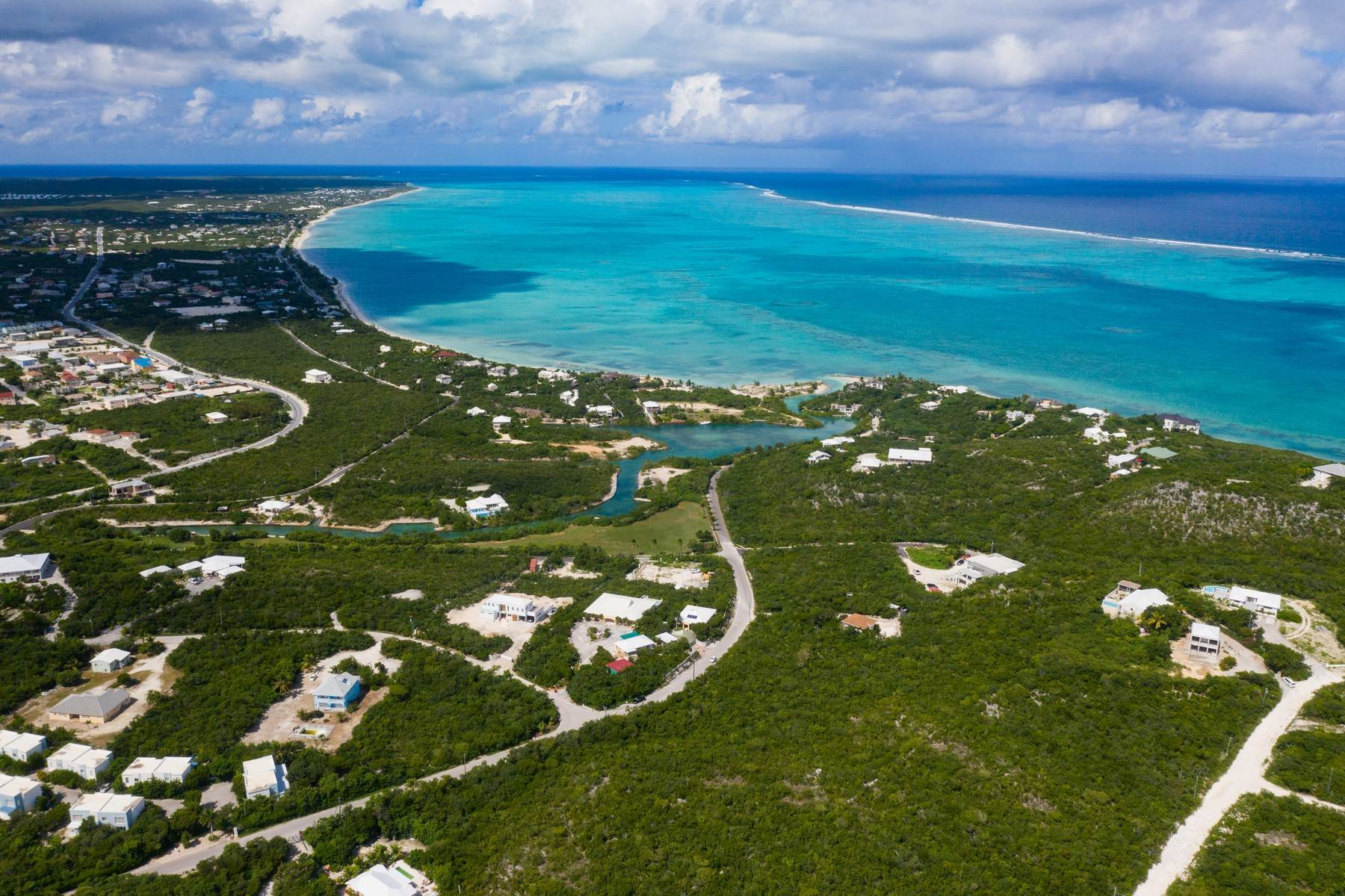 Terreno en Oceanview Thompson Cove Lot Thompson Cove, Providenciales Islas Turcas y Caicos