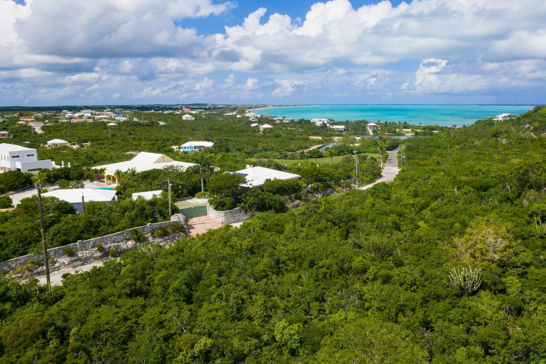 4. Land for Sale at Oceanview Thompson Cove Lot Thompson Cove, Providenciales Turks And Caicos Islands