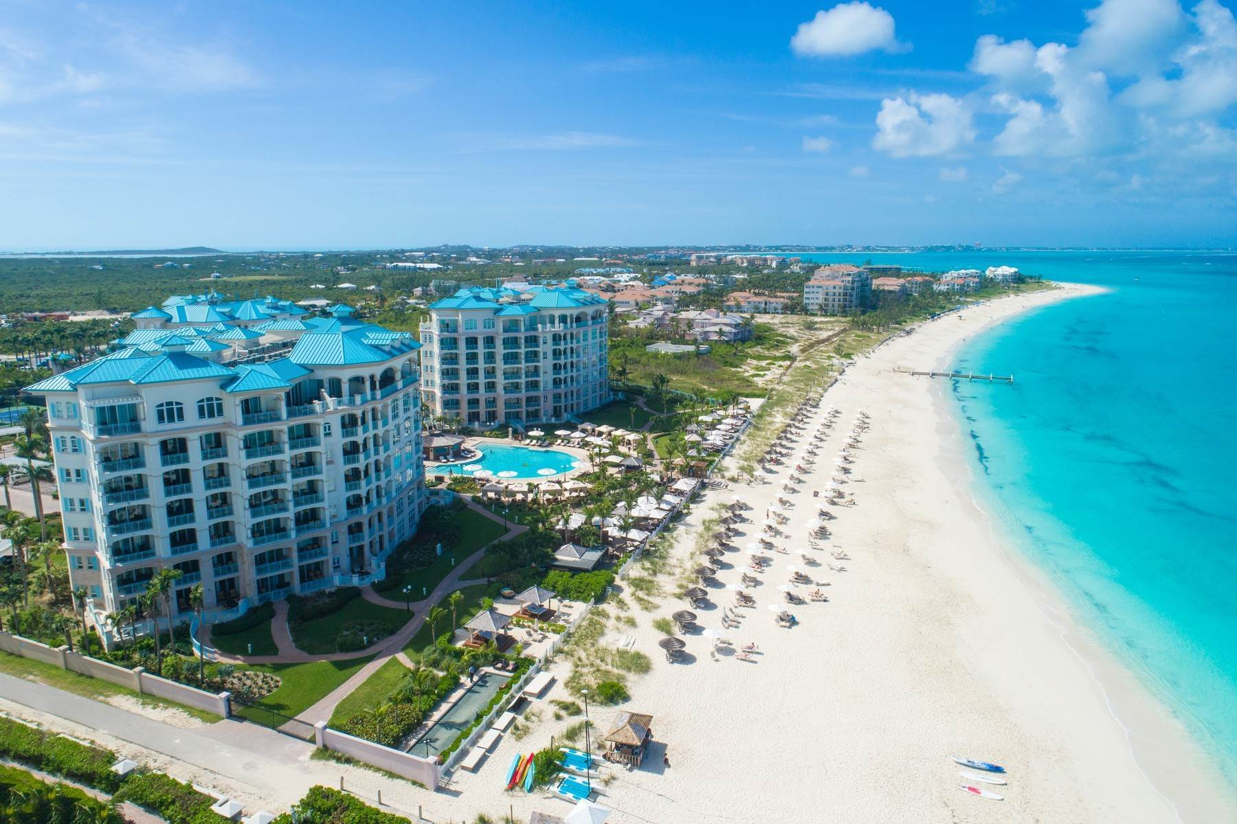 28. Condominiums for Sale at Seven Stars - Suite 3401.02.03 Seven Stars Resort, Grace Bay, Providenciales Turks And Caicos Islands