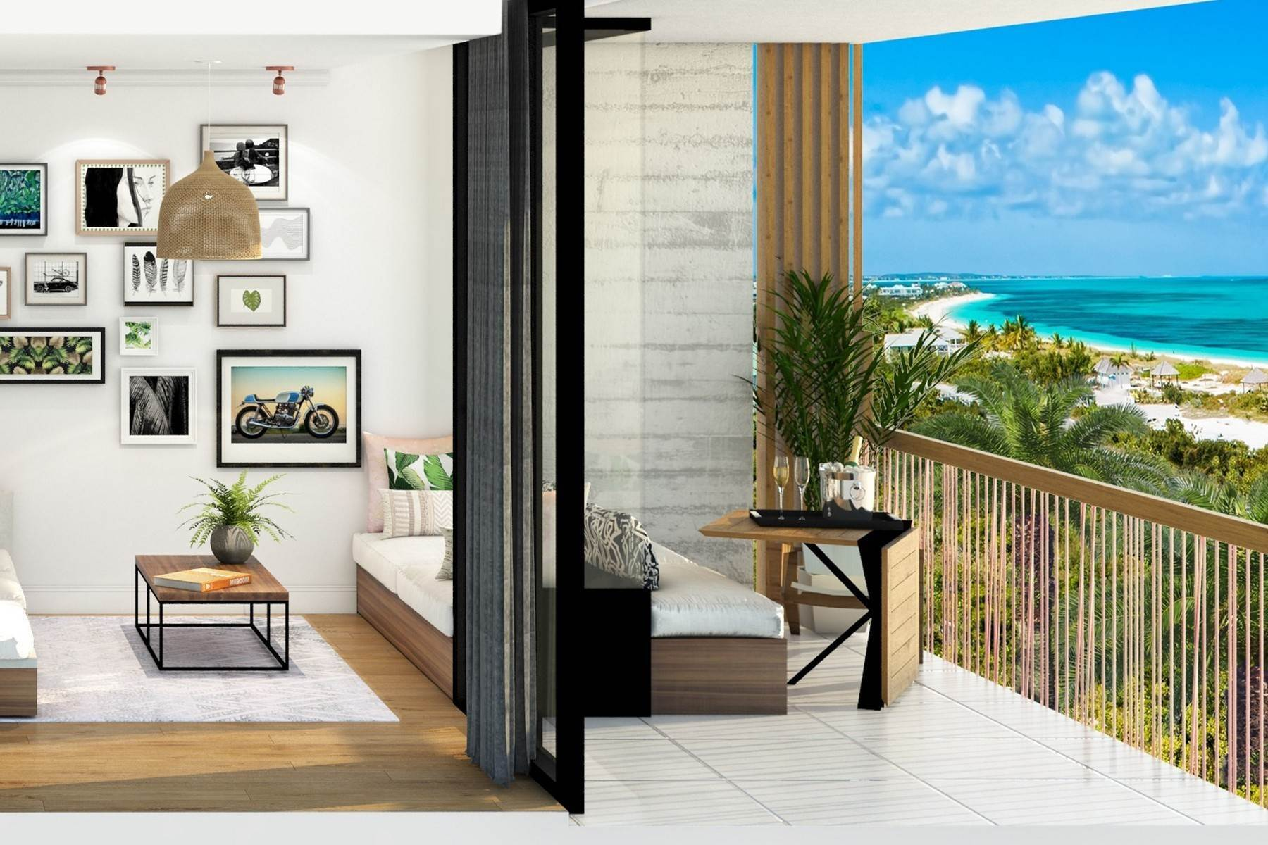 4. Condominiums for Sale at The Bight, Providenciales Turks And Caicos Islands