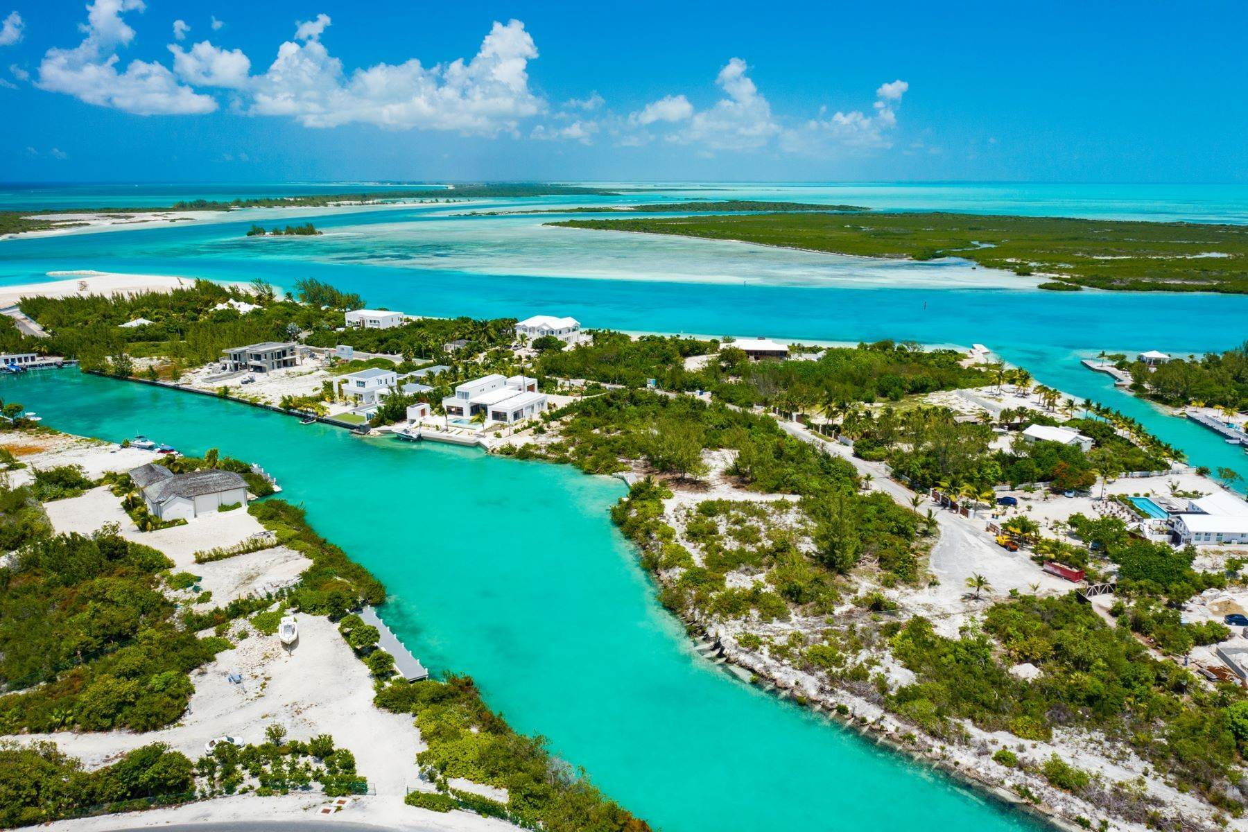 Land for Sale at Emerald Point Canal Lot Leeward, Providenciales Turks And Caicos Islands