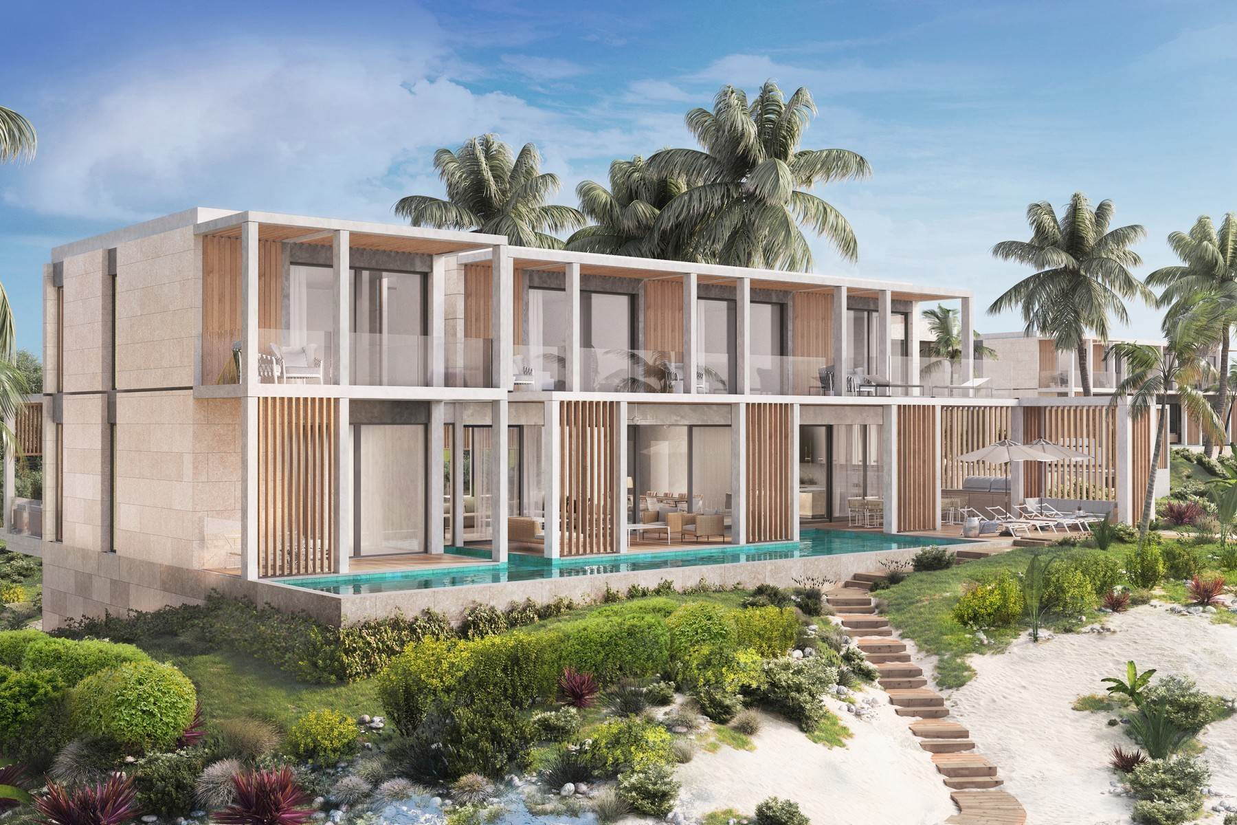 5. Single Family Homes for Sale at LONG BAY BEACH DUNE VILLA 1 AT SOUTH BANK - THE OCEAN ESTATE South Bank, Long Bay, Providenciales Turks And Caicos Islands
